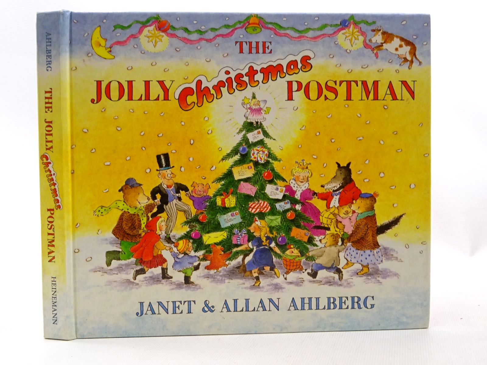Photo of THE JOLLY CHRISTMAS POSTMAN- Stock Number: 2124374