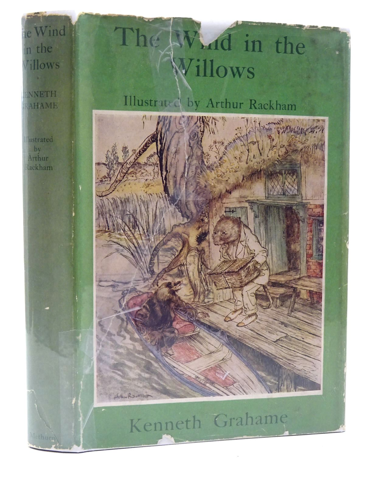 Photo of THE WIND IN THE WILLOWS- Stock Number: 2124400
