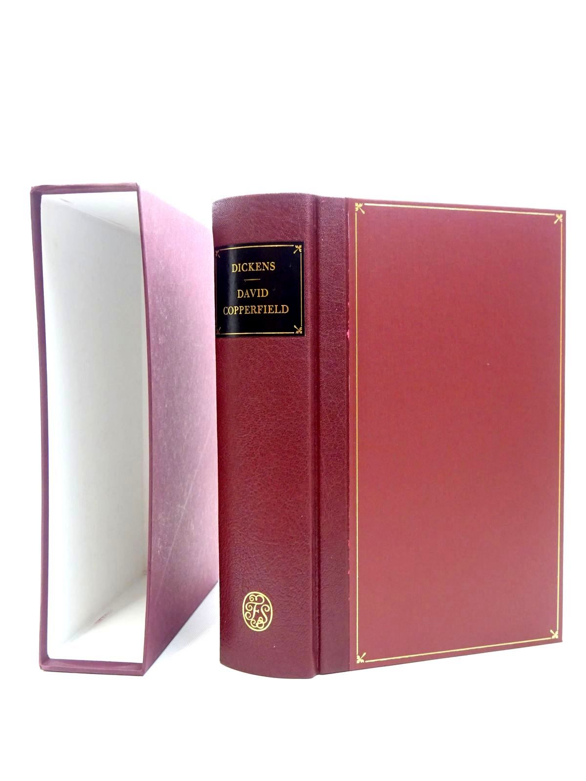 Photo of DAVID COPPERFIELD written by Dickens, Charles illustrated by Phiz,  published by Folio Society (STOCK CODE: 2124483)  for sale by Stella & Rose's Books
