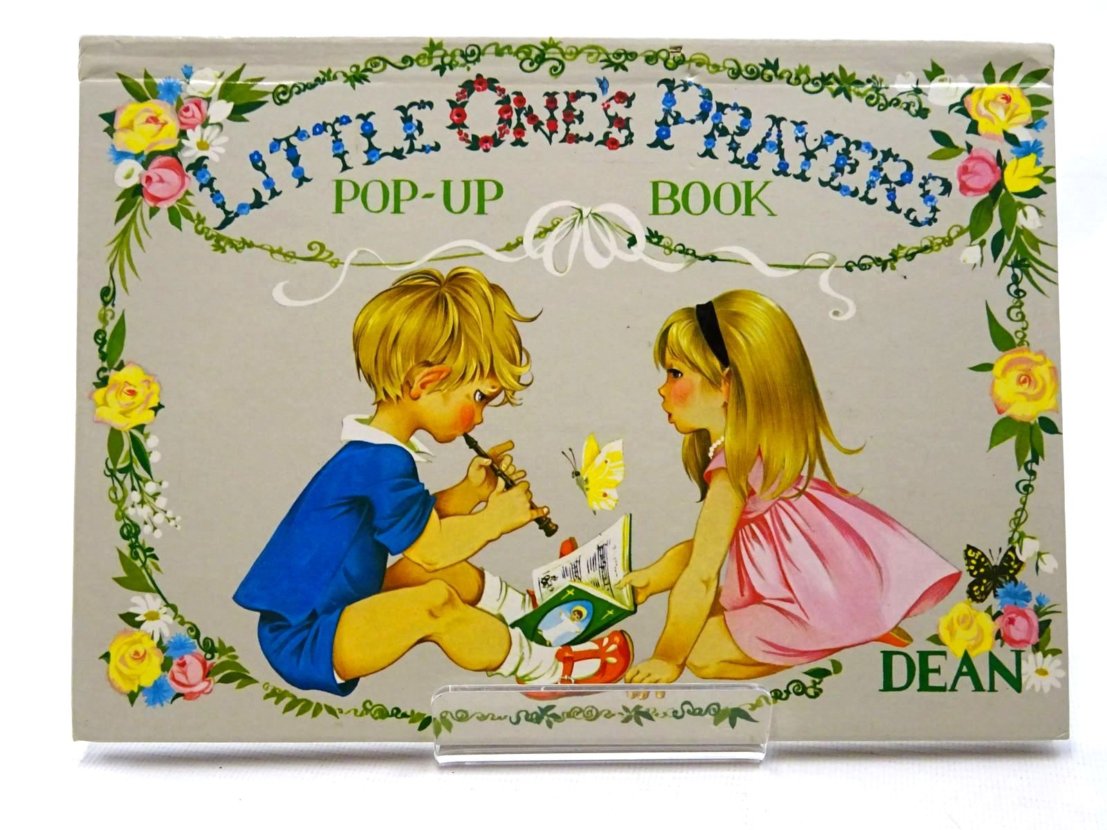 Photo of LITTLE ONE'S PRAYERS POP-UP BOOK illustrated by Johnstone, Janet Grahame Johnstone, Anne Grahame published by Dean & Son Ltd. (STOCK CODE: 2124500)  for sale by Stella & Rose's Books