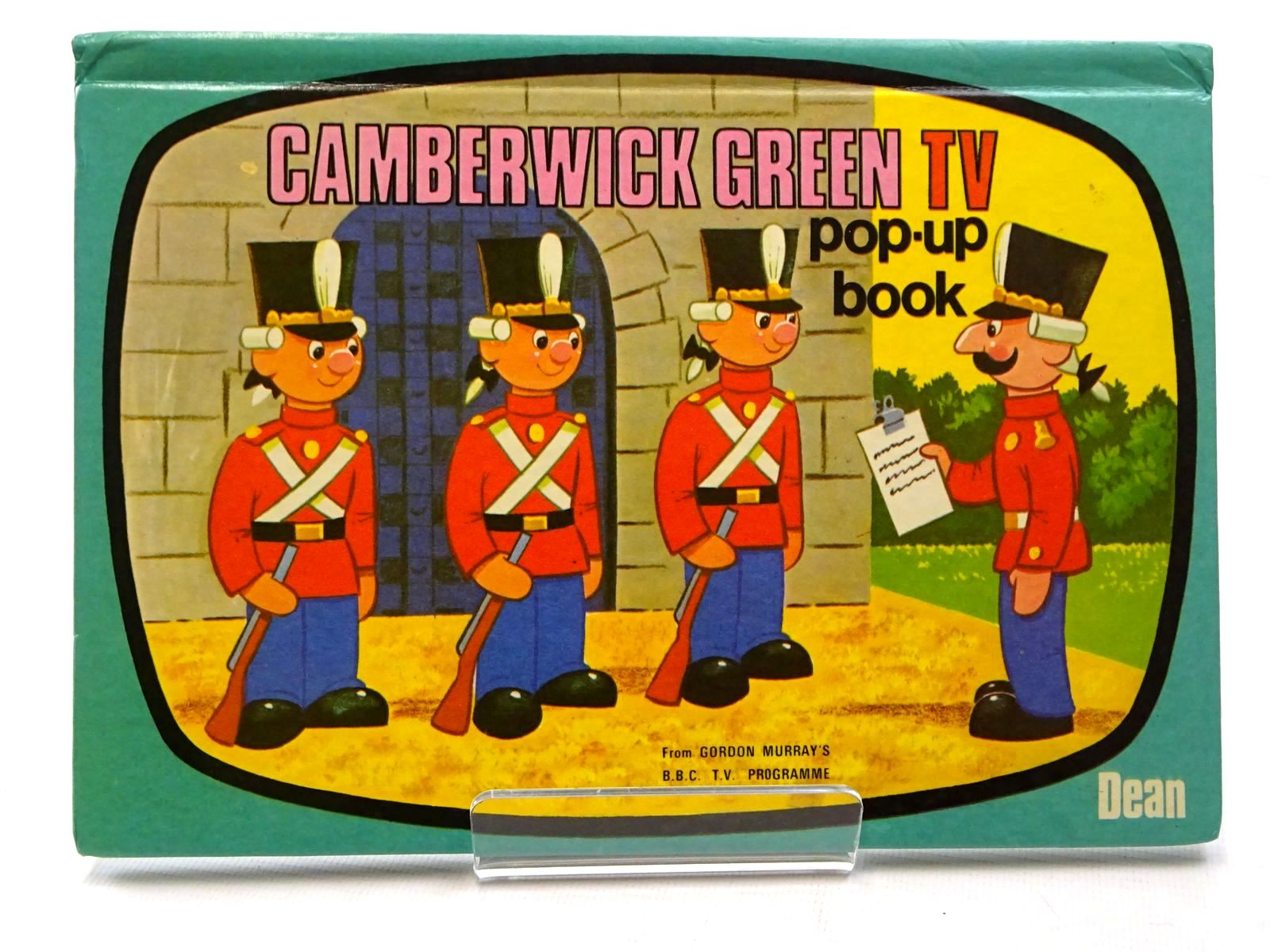 Photo of CAMBERWICK GREEN TV POP-UP BOOK- Stock Number: 2124503