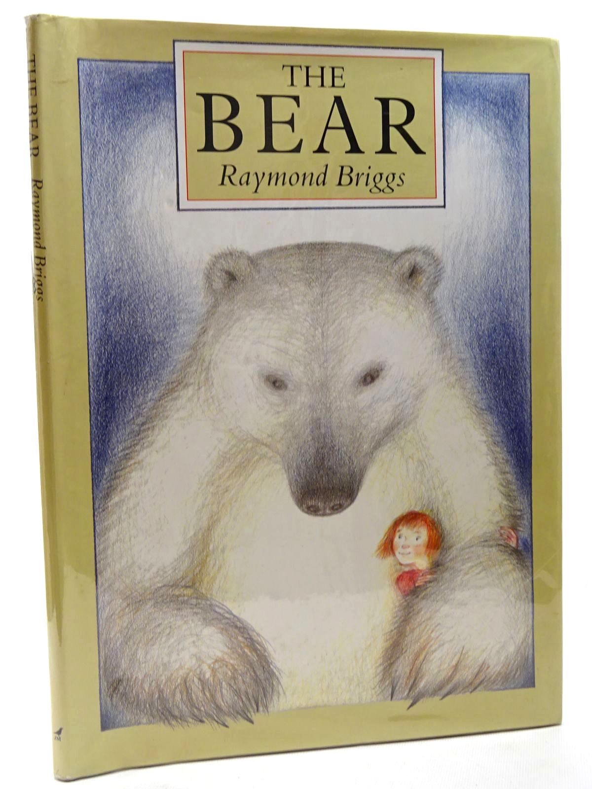 Photo of THE BEAR written by Briggs, Raymond illustrated by Briggs, Raymond published by Julia MacRae Books (STOCK CODE: 2124578)  for sale by Stella & Rose's Books