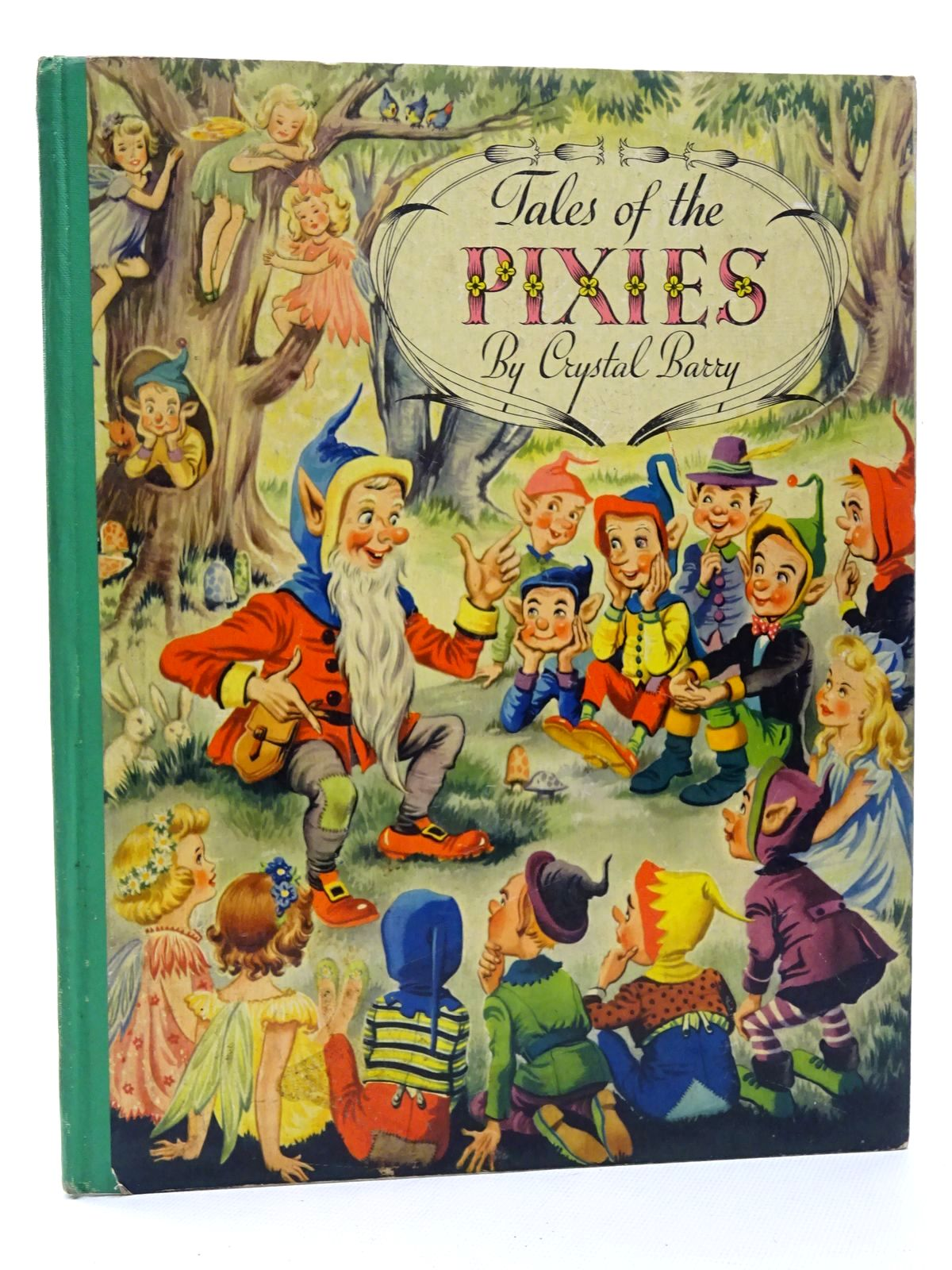 Photo of TALES OF THE PIXIES- Stock Number: 2124592
