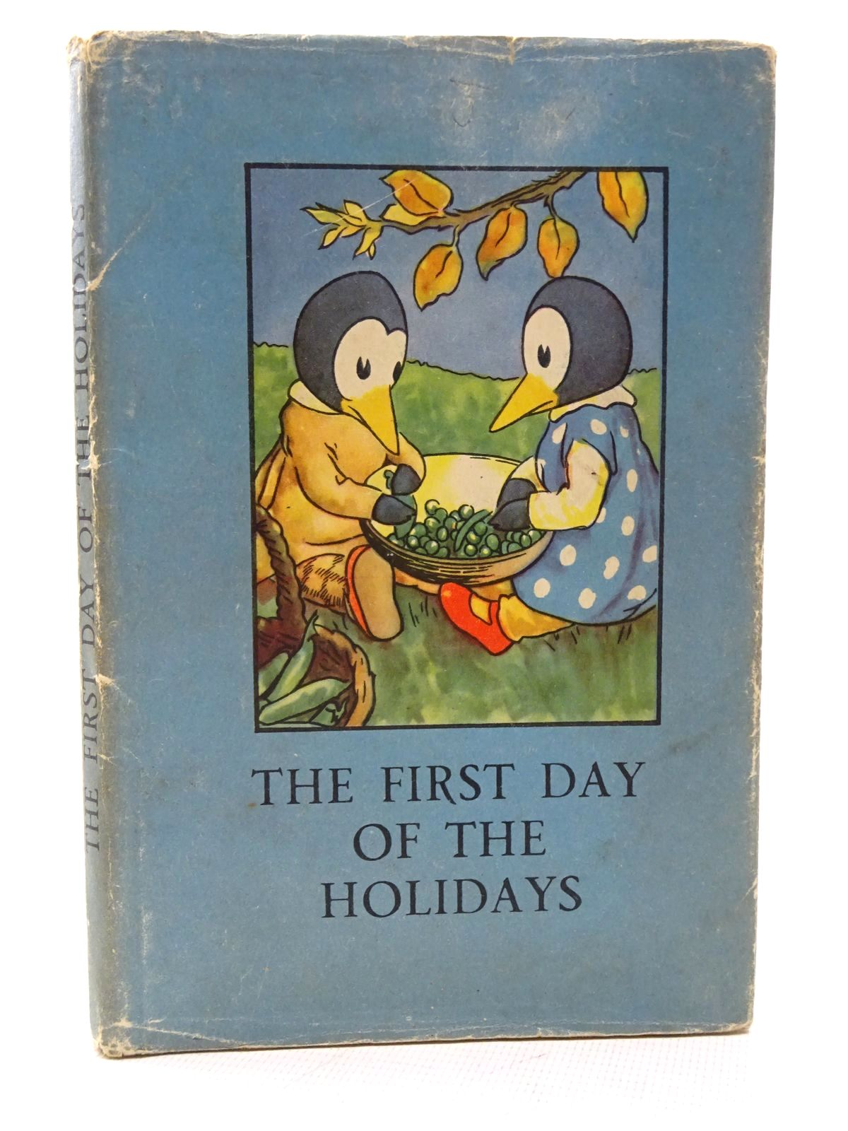 Photo of THE FIRST DAY OF THE HOLIDAYS- Stock Number: 2124619