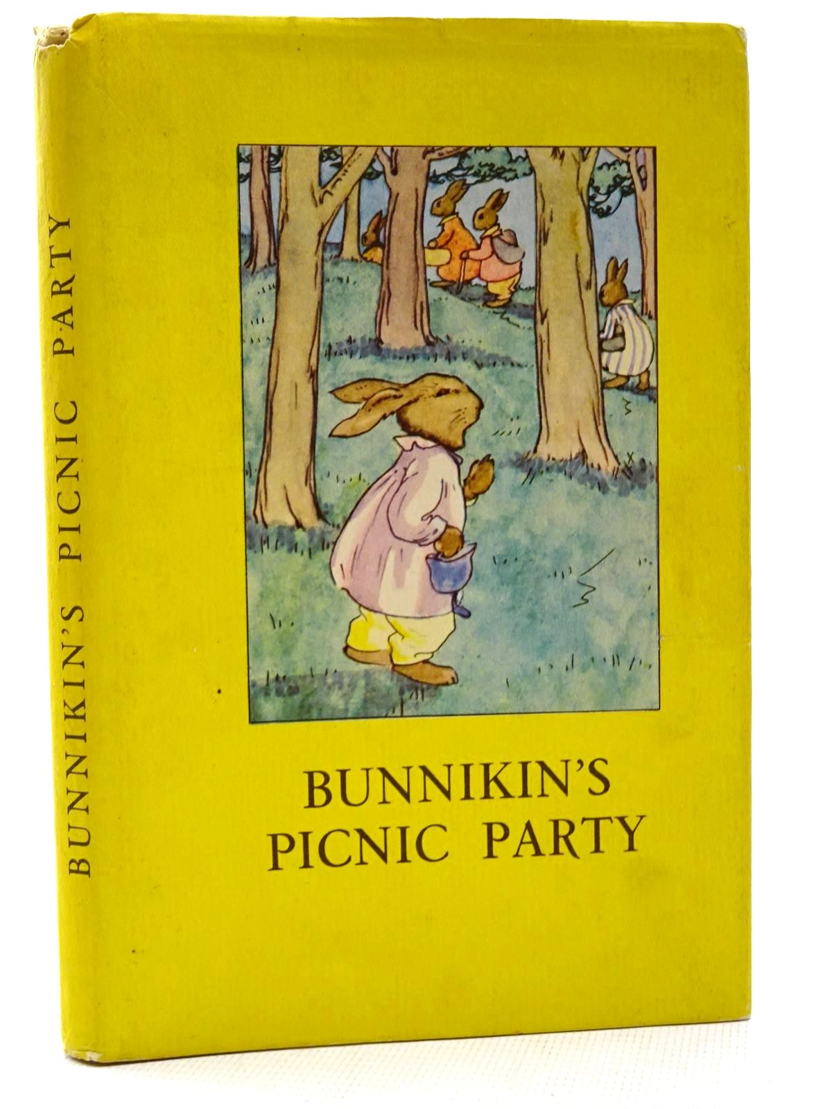 Photo of BUNNIKIN'S PICNIC PARTY- Stock Number: 2124657