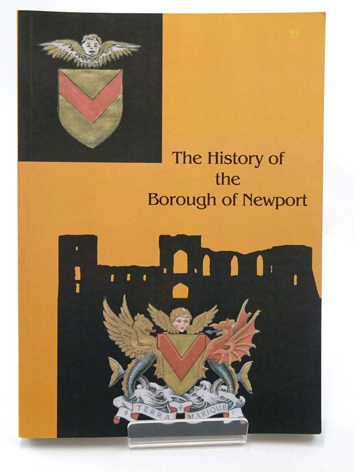 Photo of THE HISTORY OF THE BOROUGH OF NEWPORT- Stock Number: 2124684