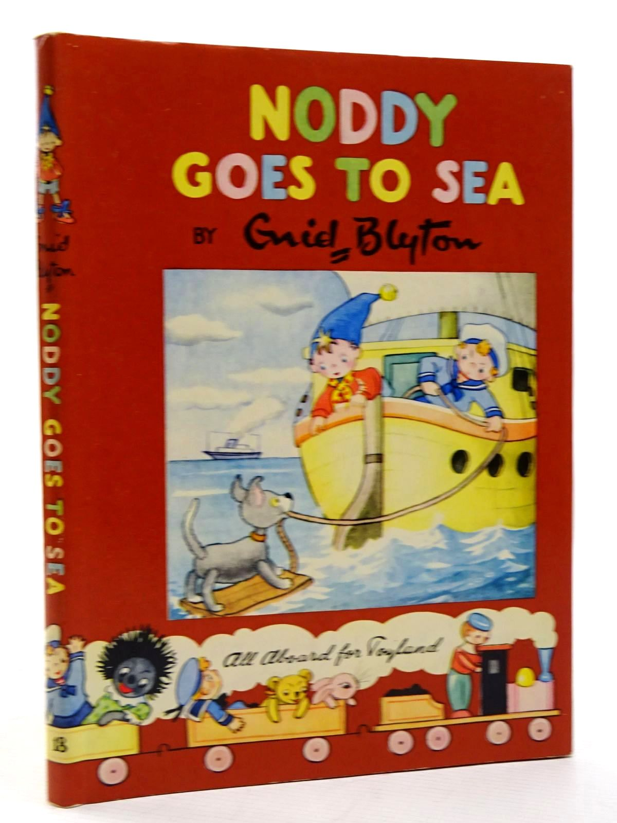 Photo of NODDY GOES TO SEA- Stock Number: 2124760