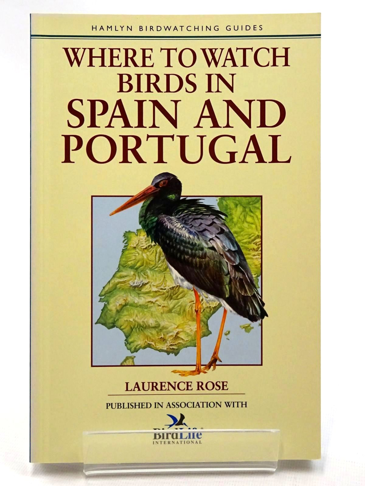 Photo of WHERE TO WATCH BIRDS IN SPAIN AND PORTUGAL- Stock Number: 2124769