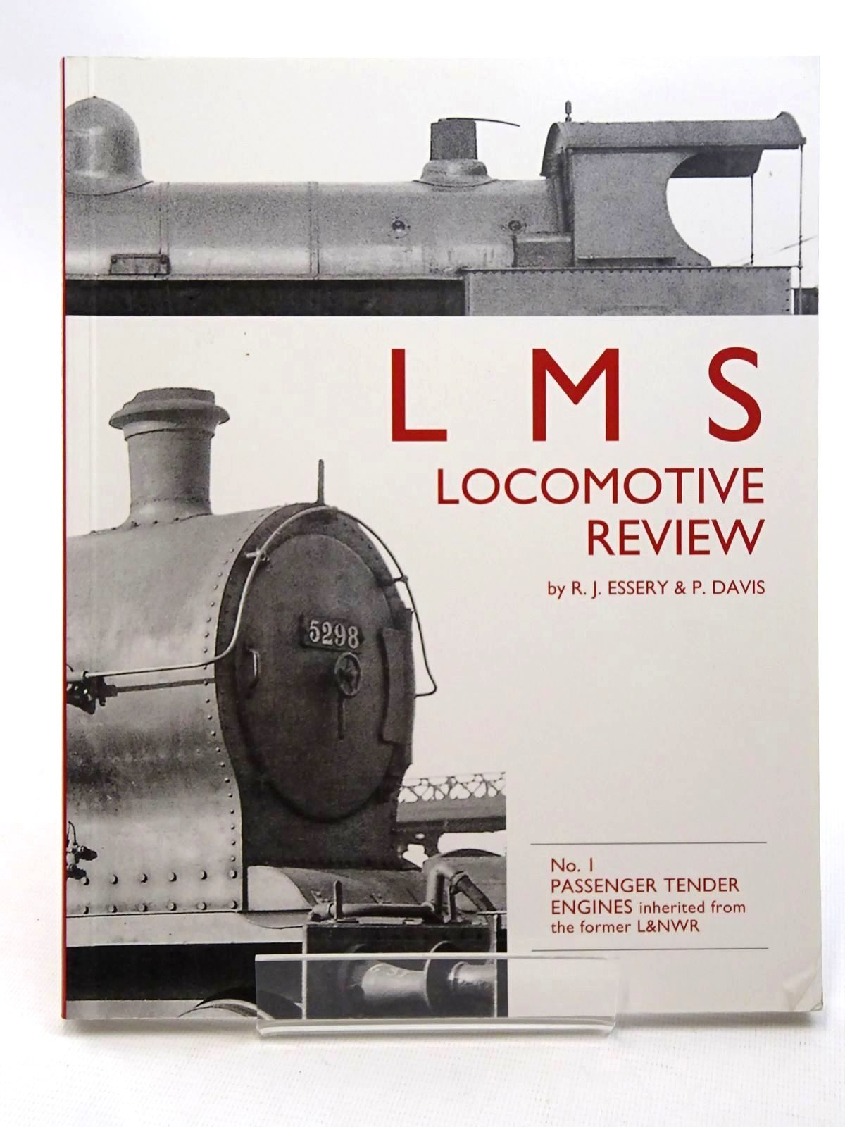 Photo of LMS LOCOMOTIVE REVIEW No. 1 - PASSENGER TENDER ENGINES INHERITED FROM THE FORMER L&amp;NWR written by Essery, R.J.<br />Davis, Peter published by Wild Swan Publications (STOCK CODE: 2124775)  for sale by Stella & Rose's Books
