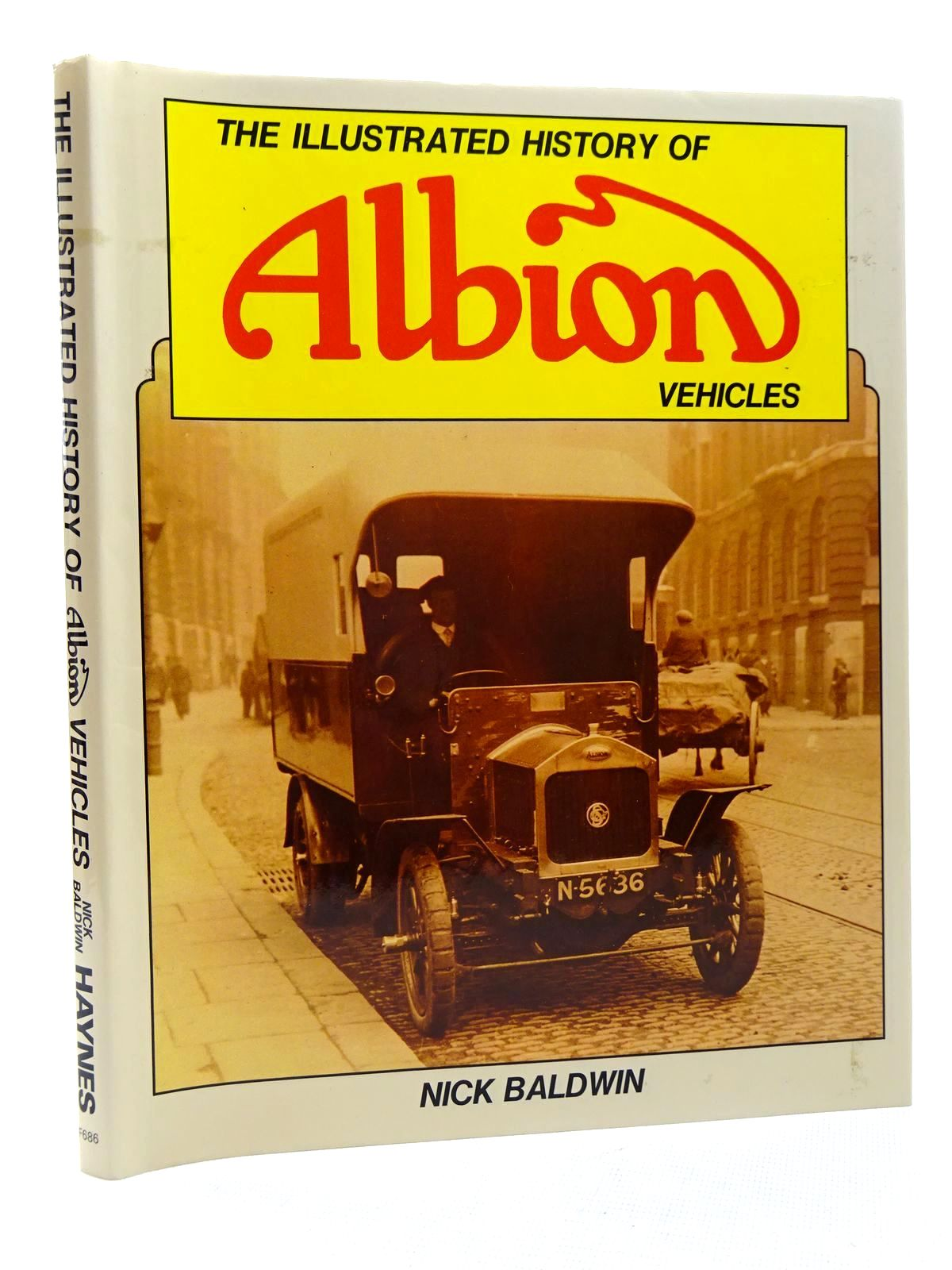 Photo of THE ILLUSTRATED HISTORY OF ALBION VEHICLES- Stock Number: 2124783