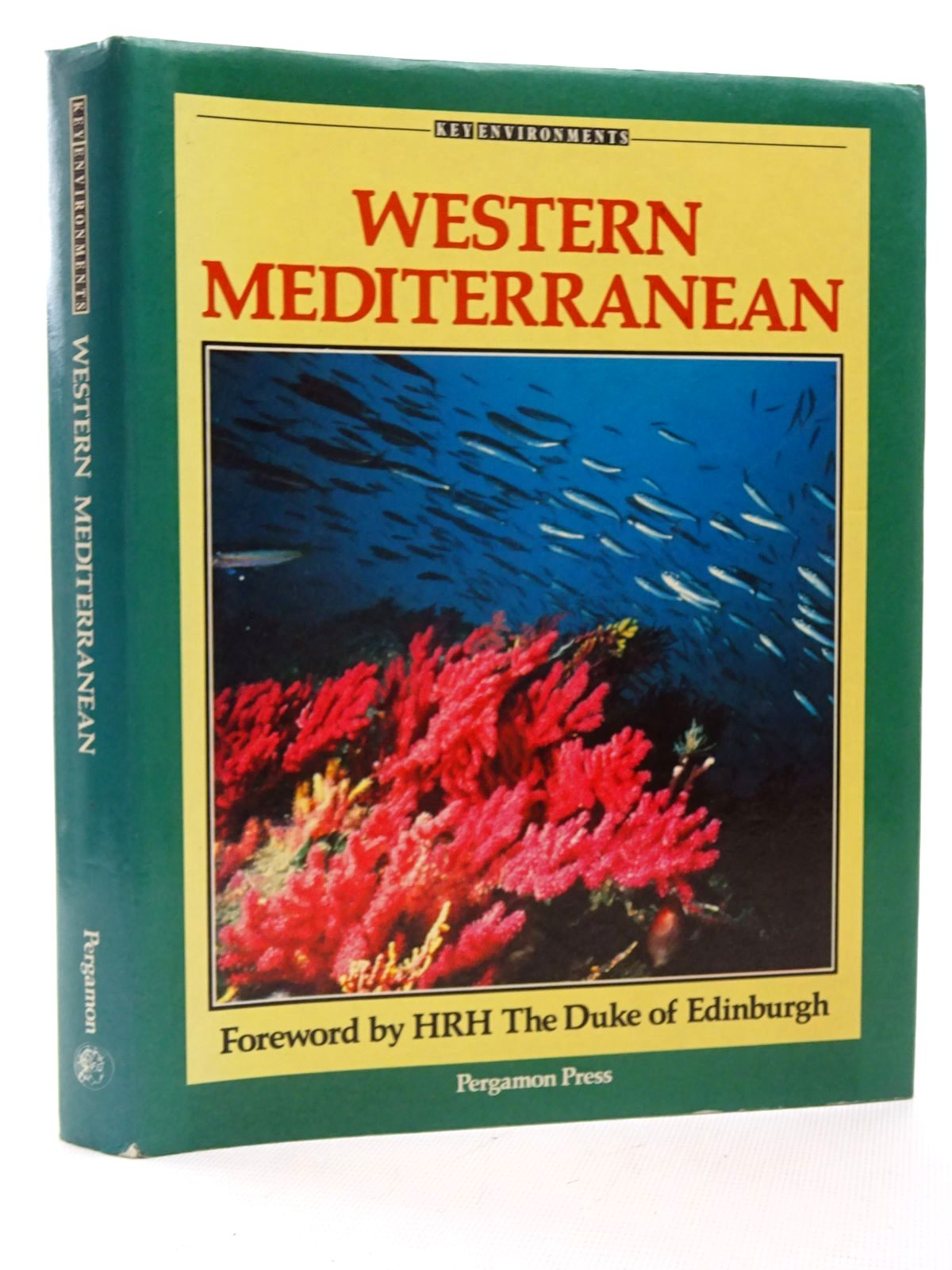 Photo of WESTERN MEDITERRANEAN written by Margalef, Ramon et al, published by Pergamon Press (STOCK CODE: 2124791)  for sale by Stella & Rose's Books