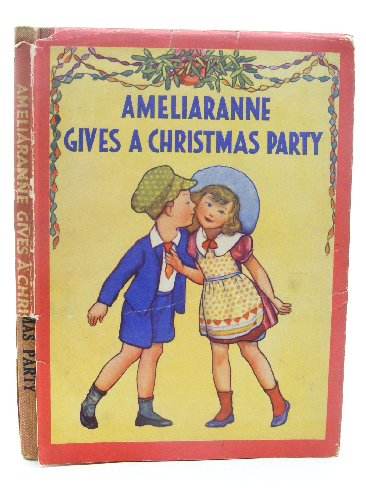 Photo of AMELIARANNE GIVES A CHRISTMAS PARTY- Stock Number: 2124834