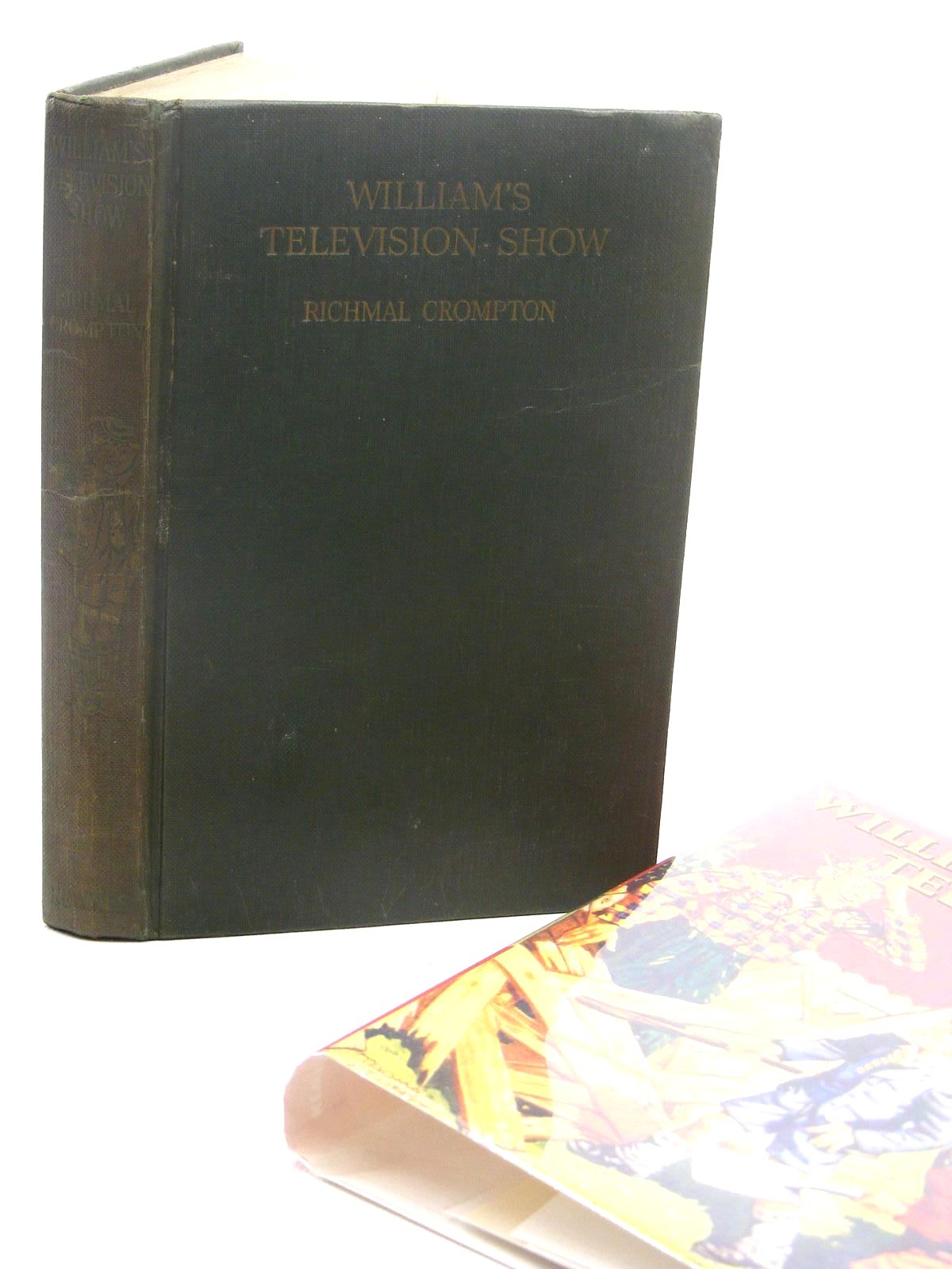 Photo of WILLIAM'S TELEVISION SHOW written by Crompton, Richmal illustrated by Henry, Thomas published by George Newnes Limited (STOCK CODE: 2124846)  for sale by Stella & Rose's Books