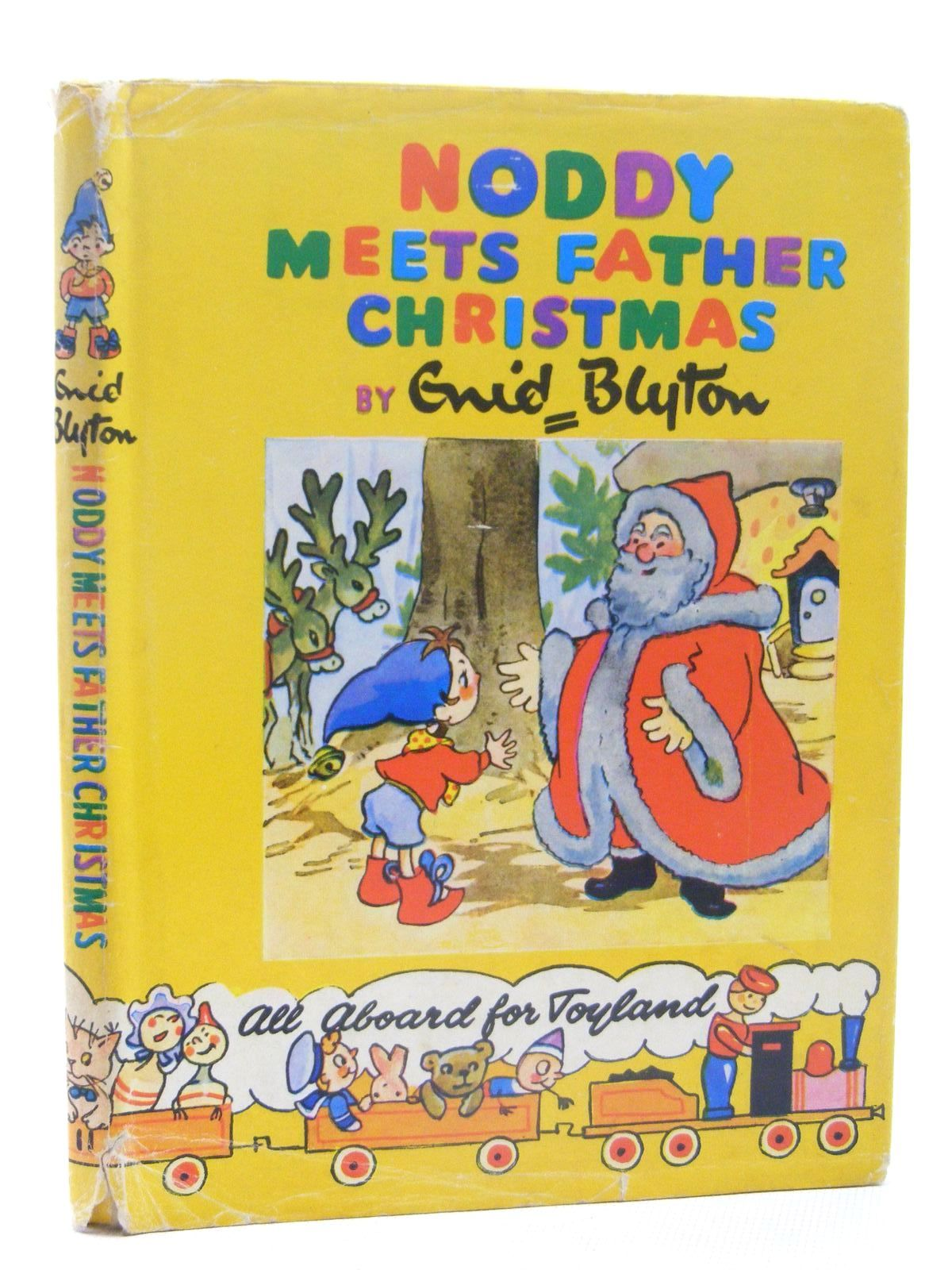 Photo of NODDY MEETS FATHER CHRISTMAS- Stock Number: 2124856