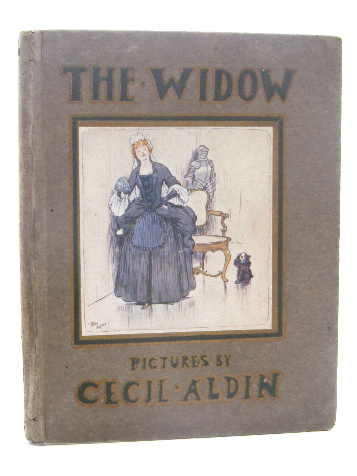 Photo of THE PERVERSE WIDOW AND THE WIDOW written by Steele, Richard Irving, Washington illustrated by Aldin, Cecil published by William Heinemann (STOCK CODE: 2124874)  for sale by Stella & Rose's Books