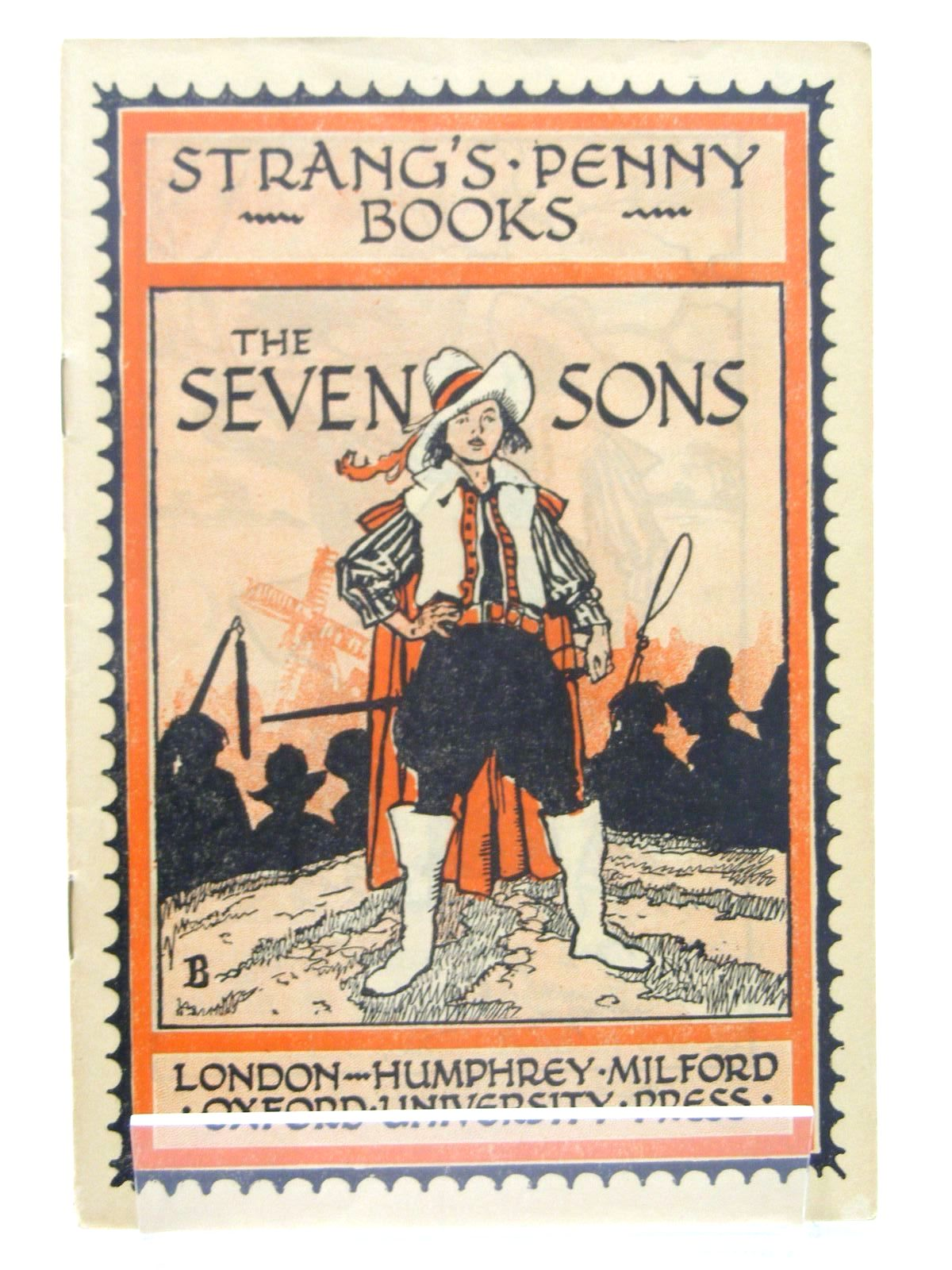 Photo of STRANG'S PENNY BOOKS THE SEVEN SONS- Stock Number: 2124881