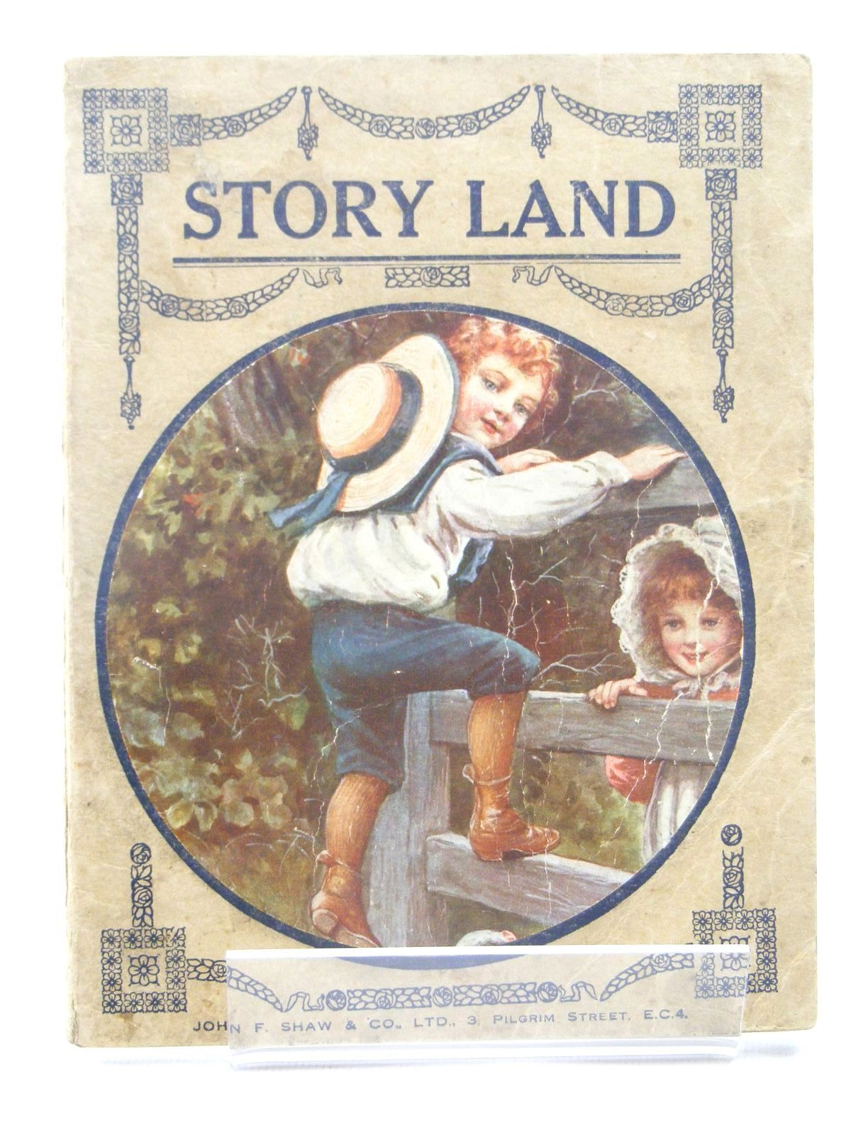 Photo of STORY LANDS illustrated by Wain, Louis Aris, Ernest A. et al., published by John F. Shaw & Co Ltd. (STOCK CODE: 2124885)  for sale by Stella & Rose's Books