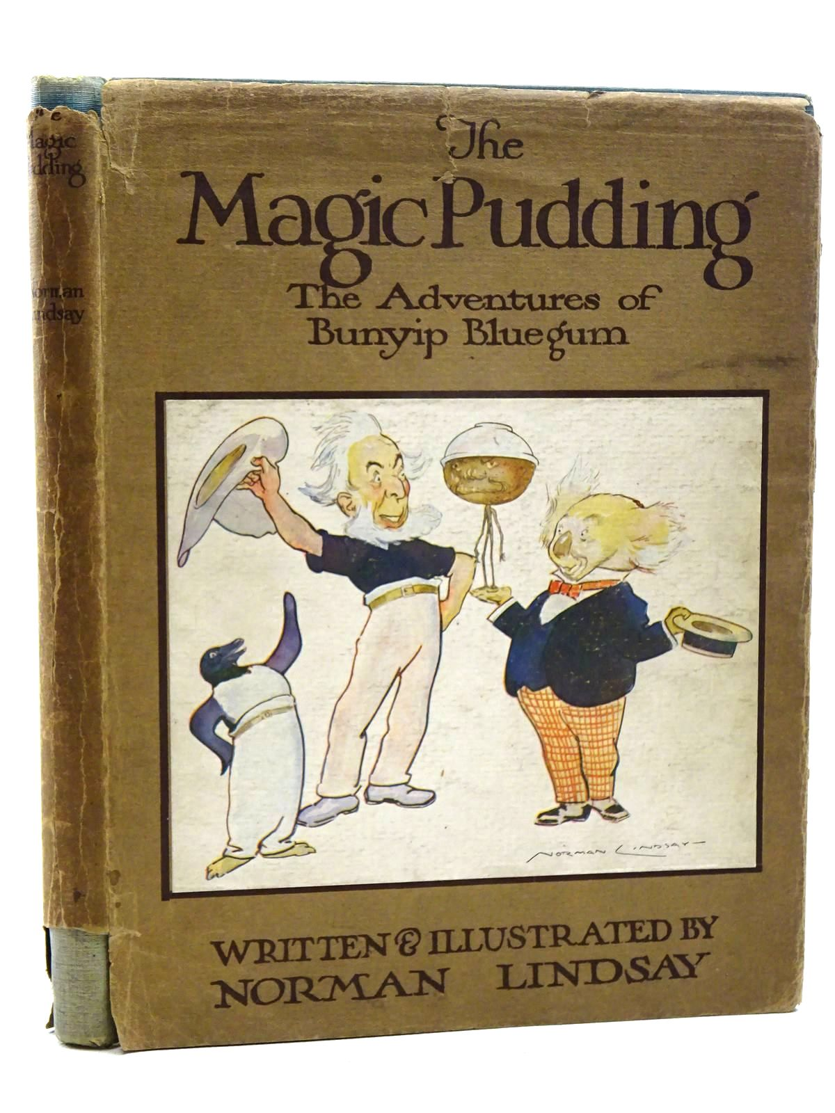 Photo of THE MAGIC PUDDING- Stock Number: 2124946