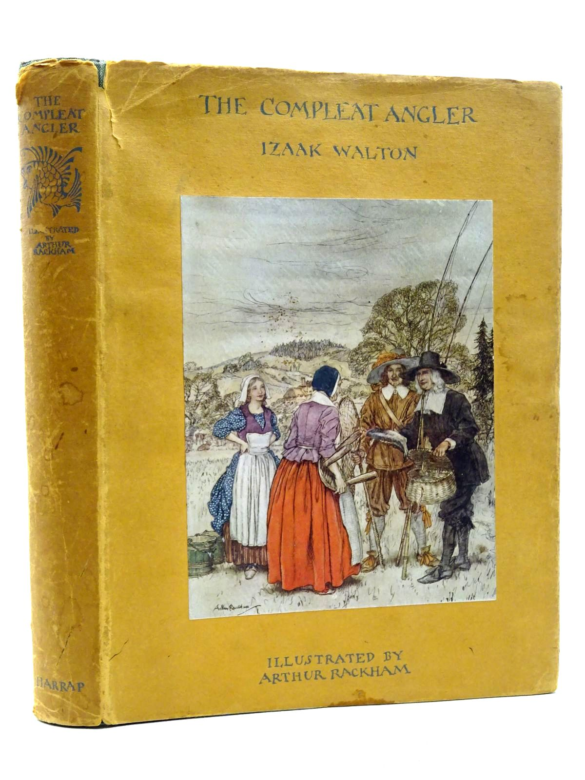 Photo of THE COMPLEAT ANGLER- Stock Number: 2124953