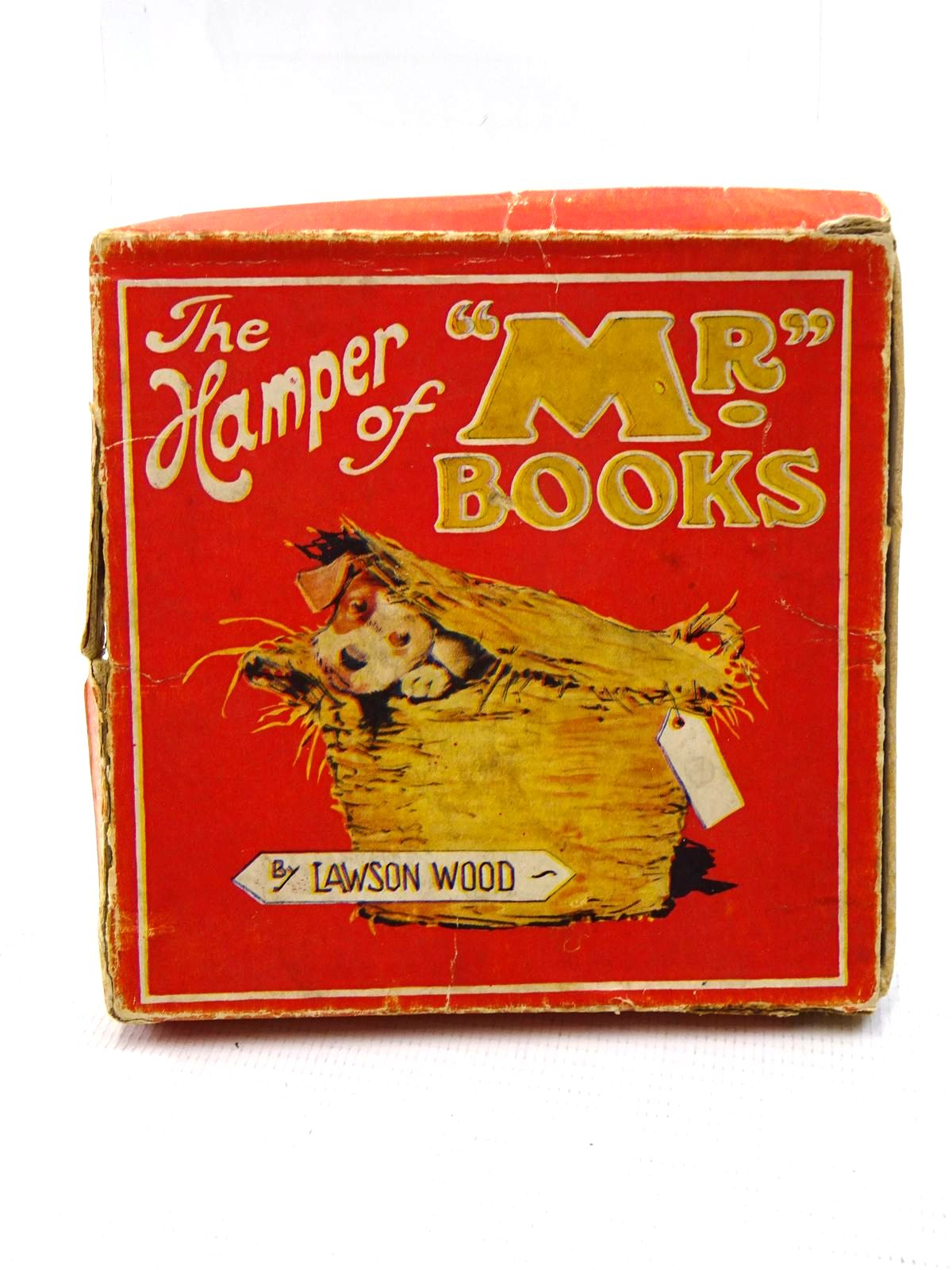 Photo of THE HAMPER OF MR. BOOKS written by Wood, Lawson illustrated by Wood, Lawson published by Frederick Warne & Co. (STOCK CODE: 2124956)  for sale by Stella & Rose's Books