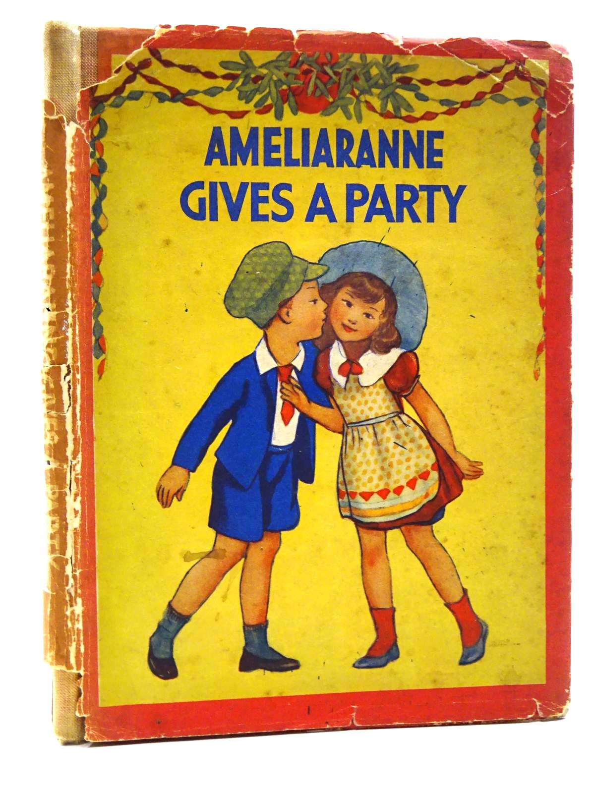 Photo of AMELIARANNE GIVES A PARTY- Stock Number: 2124960