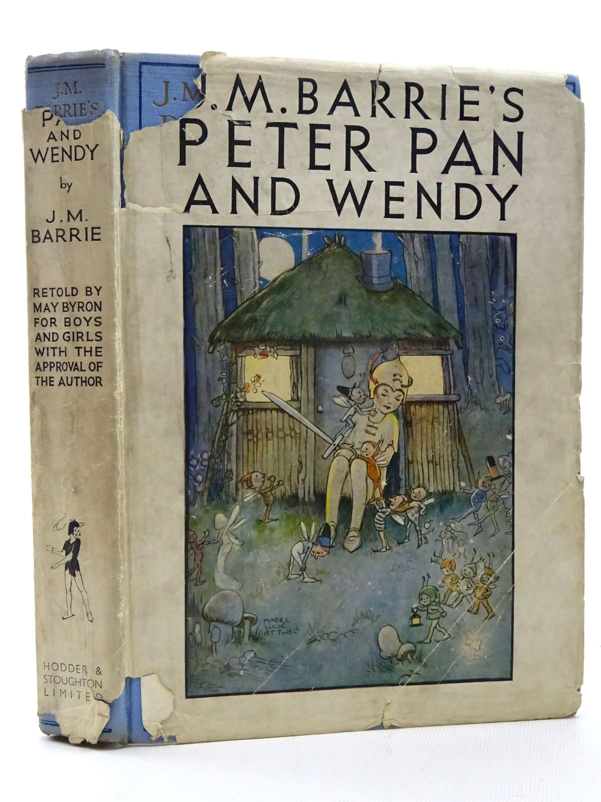 Photo of PETER PAN AND WENDY- Stock Number: 2124967