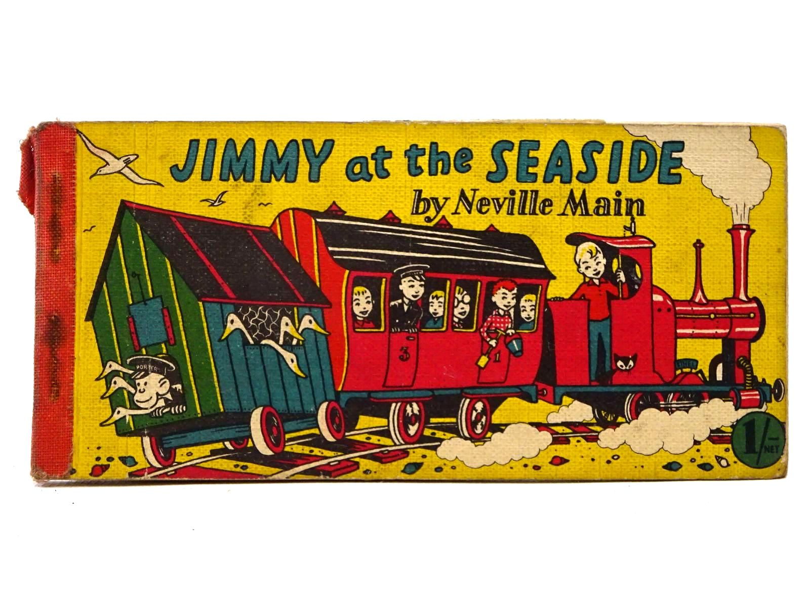 Photo of JIMMY AT THE SEASIDE- Stock Number: 2124971