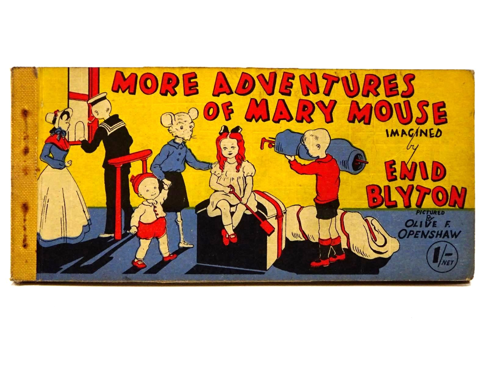 Photo of MORE ADVENTURES OF MARY MOUSE- Stock Number: 2124977