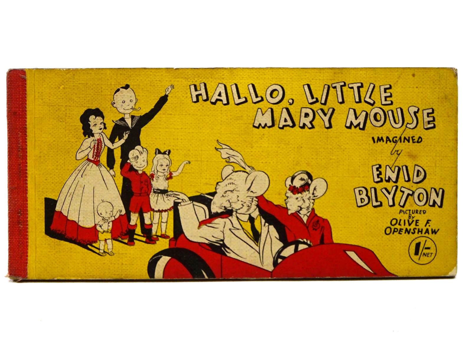 Photo of HALLO, LITTLE MARY MOUSE- Stock Number: 2124980