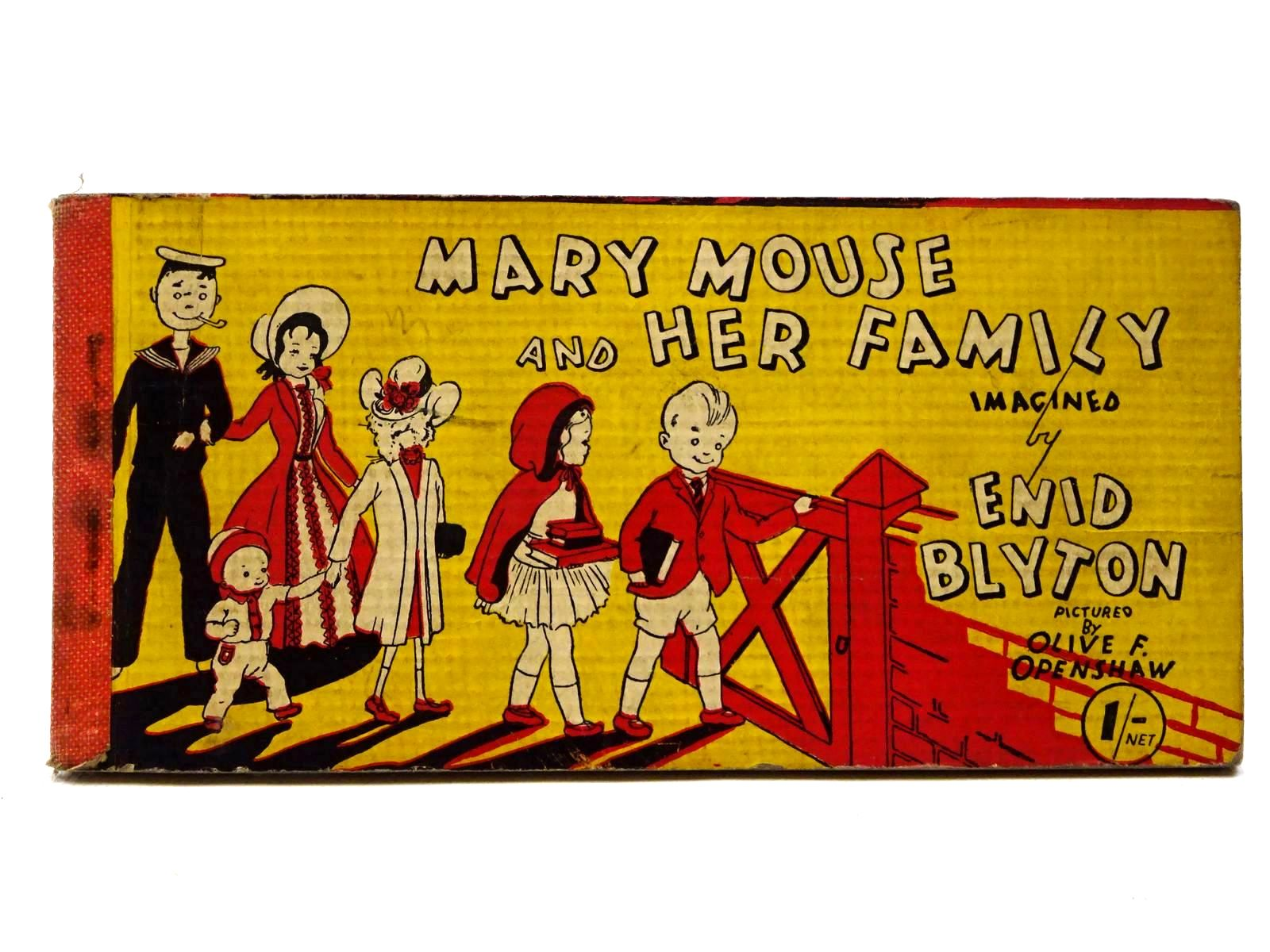 Photo of MARY MOUSE AND HER FAMILY- Stock Number: 2124982