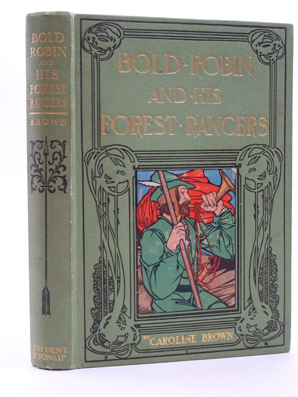 Photo of BOLD ROBIN AND HIS FOREST RANGERS- Stock Number: 2124984