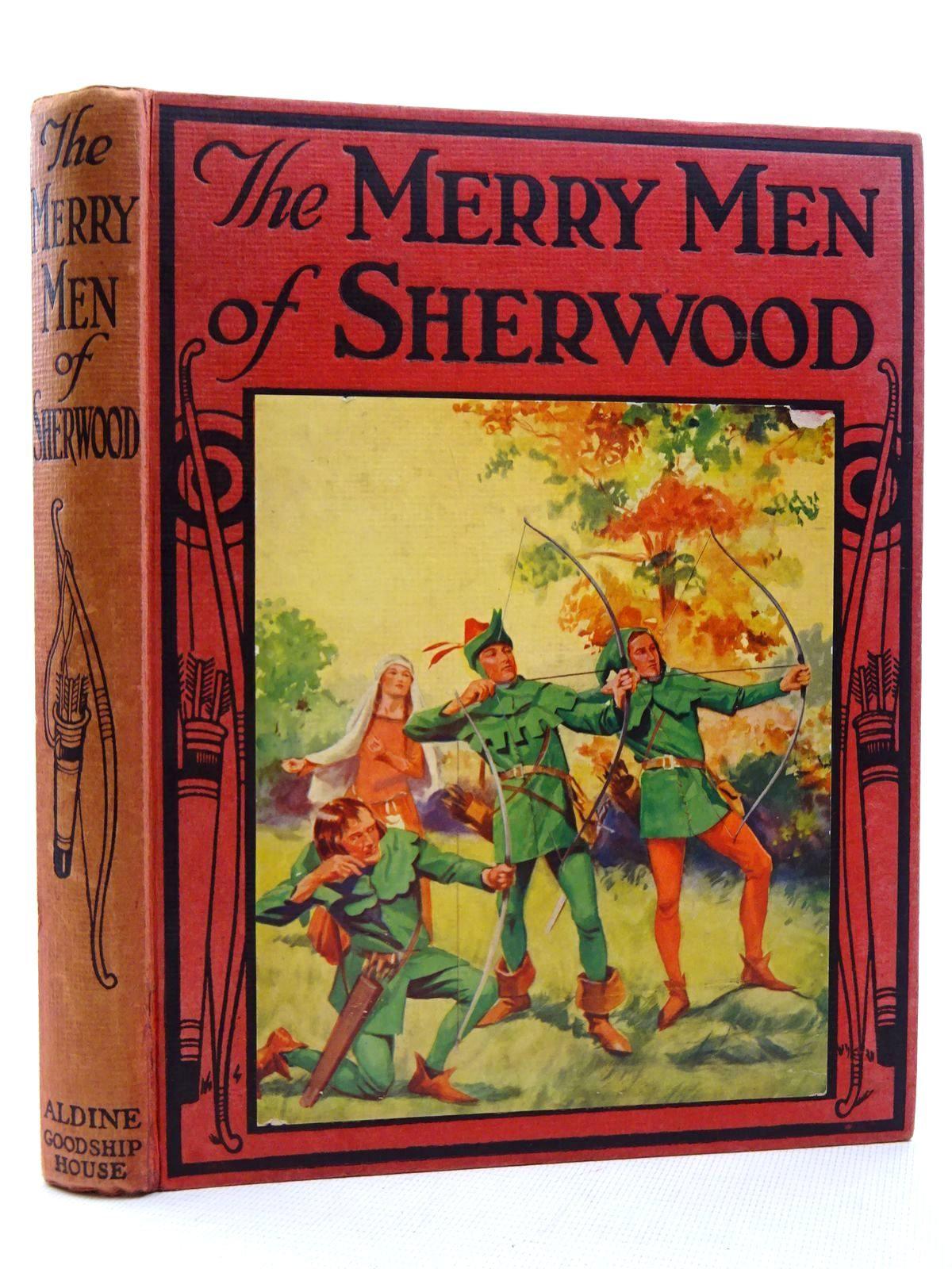 Photo of THE MERRY MEN OF SHERWOOD- Stock Number: 2125010