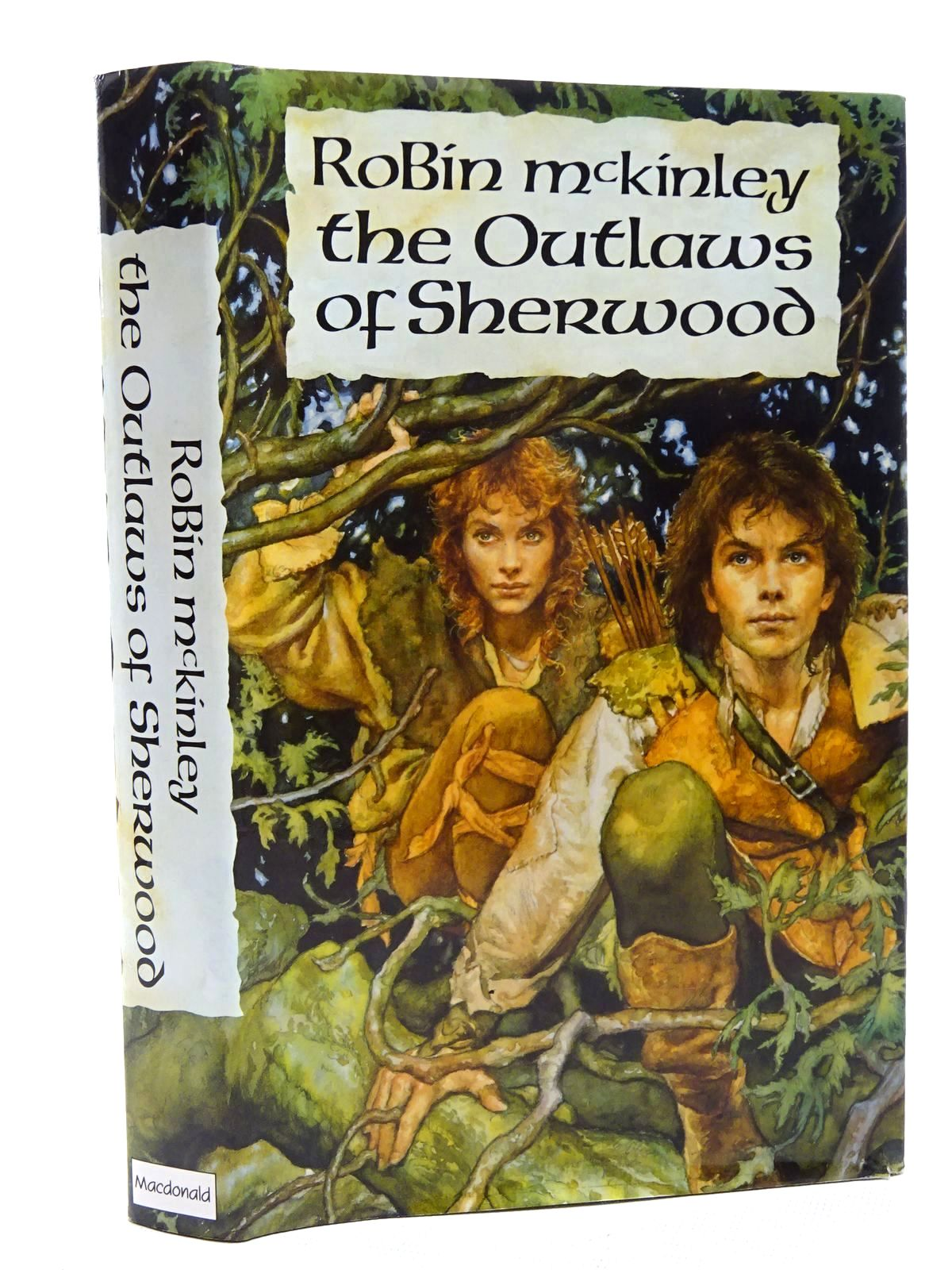 Photo of THE OUTLAWS OF SHERWOOD- Stock Number: 2125031