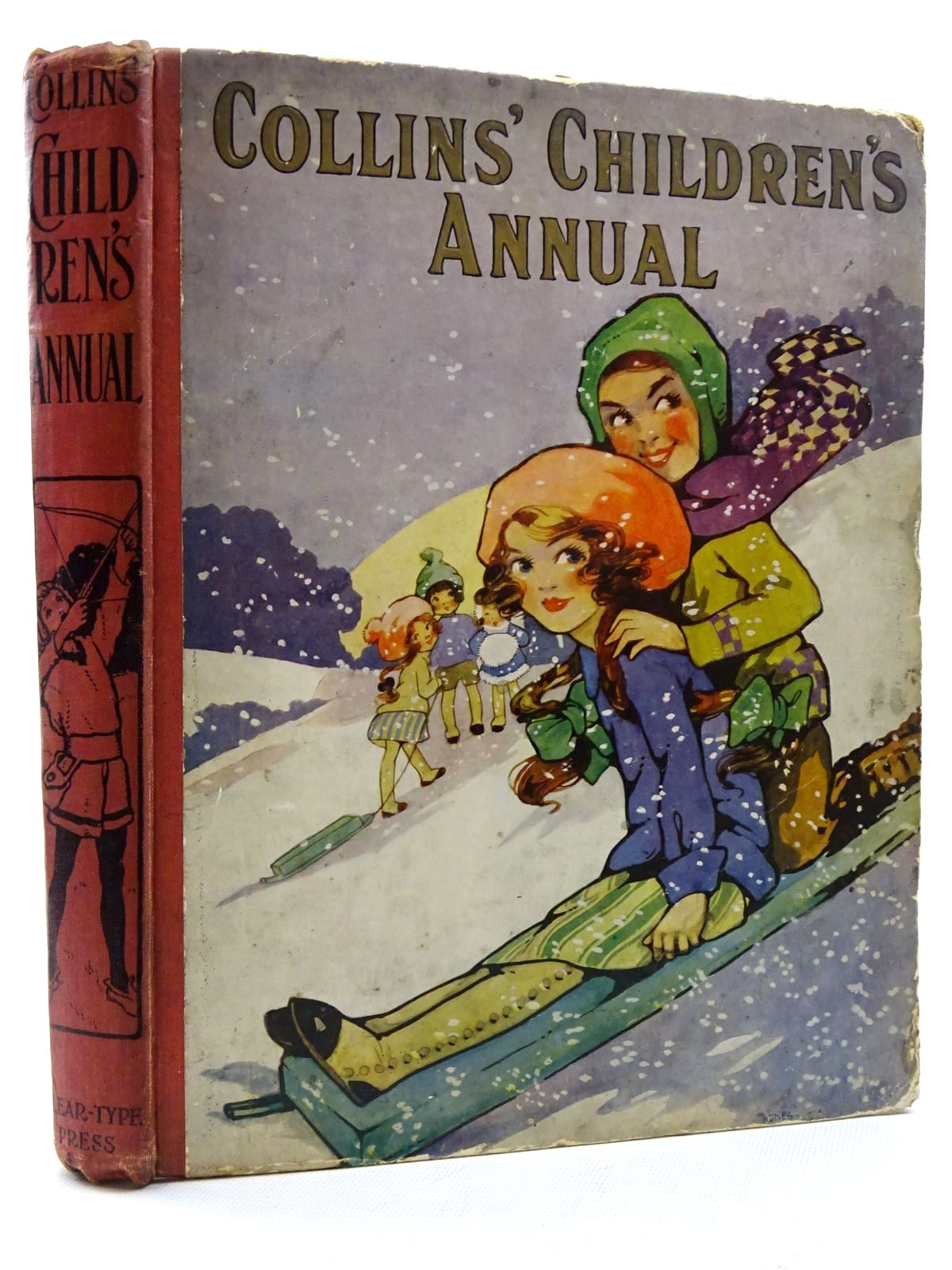 Photo of COLLINS' CHILDREN'S ANNUAL written by Tynan, Katharine