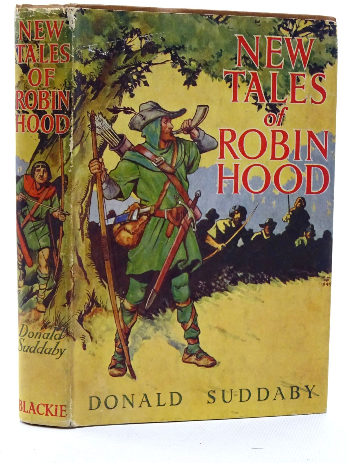 Photo of NEW TALES OF ROBIN HOOD- Stock Number: 2125114