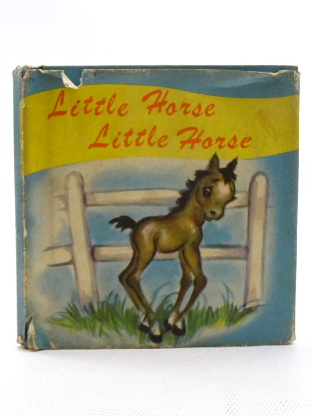 Photo of LITTLE HORSE, LITTLE HORSE written by Lowe, Edith published by Raphael Tuck & Sons Ltd. (STOCK CODE: 2125119)  for sale by Stella & Rose's Books