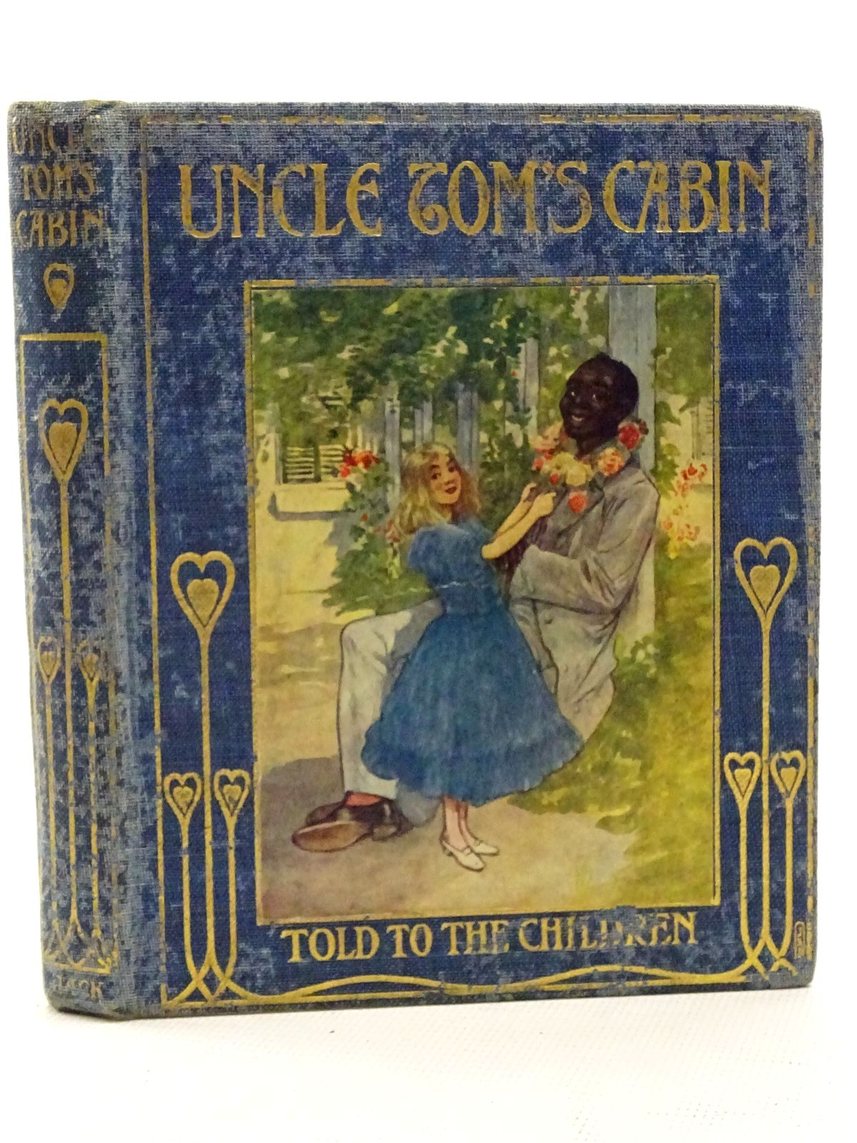 Photo of UNCLE TOM'S CABIN written by Stowe, Harriet Beecher<br />Marshall, H.E. illustrated by Forrest, A.S. published by T.C. &amp; E.C. Jack Ltd. (STOCK CODE: 2125130)  for sale by Stella & Rose's Books