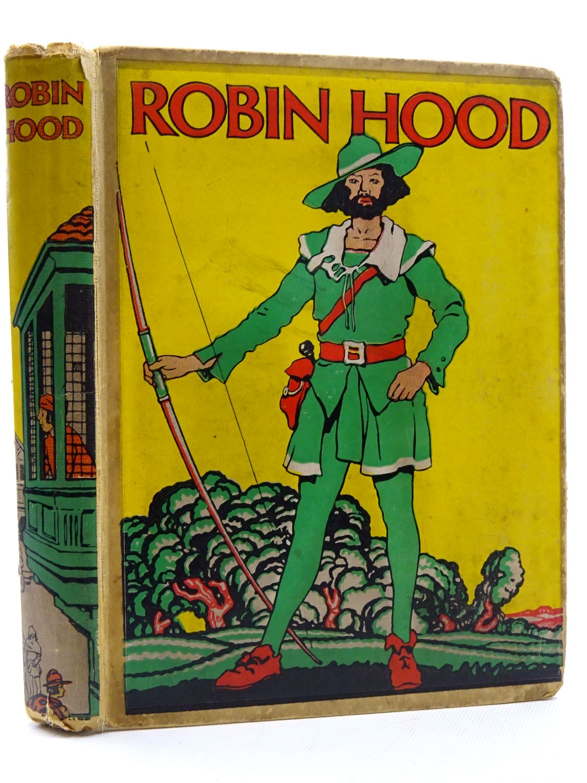 Photo of STORIES OF ROBIN HOOD written by Marshall, H.E. published by Thomas Nelson and Sons Ltd. (STOCK CODE: 2125154)  for sale by Stella & Rose's Books