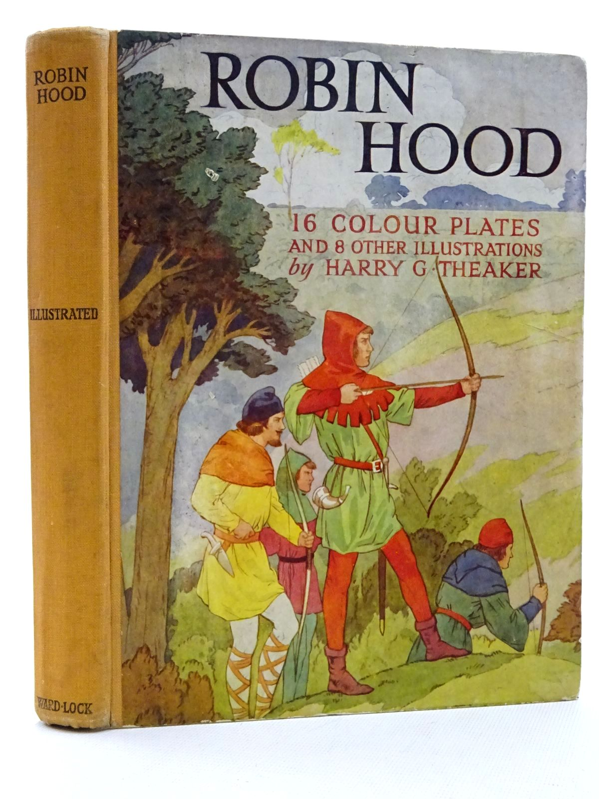 Photo of ROBIN HOOD- Stock Number: 2125155