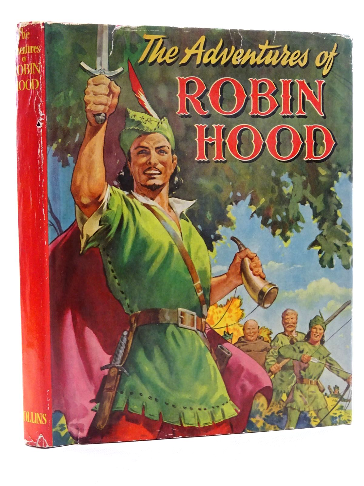 Photo of THE ADVENTURES OF ROBIN HOOD- Stock Number: 2125157