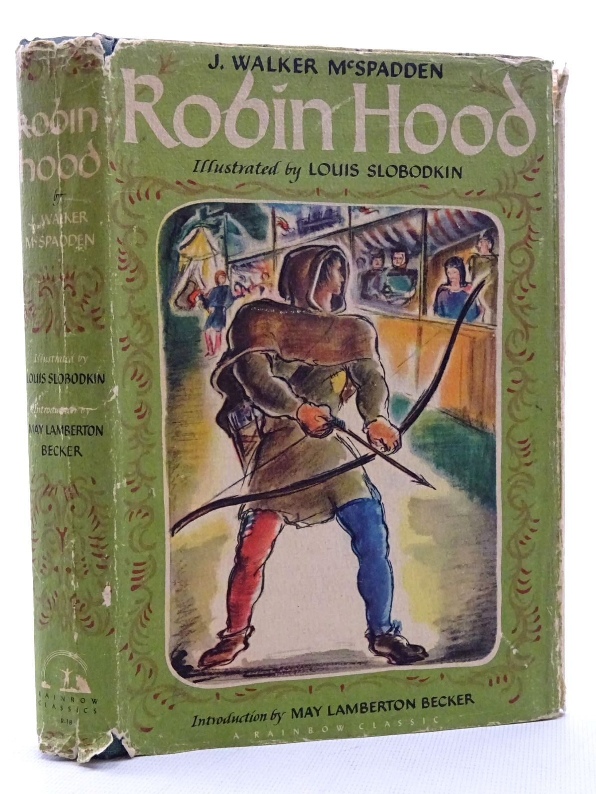 Photo of ROBIN HOOD AND HIS MERRY OUTLAWS- Stock Number: 2125163
