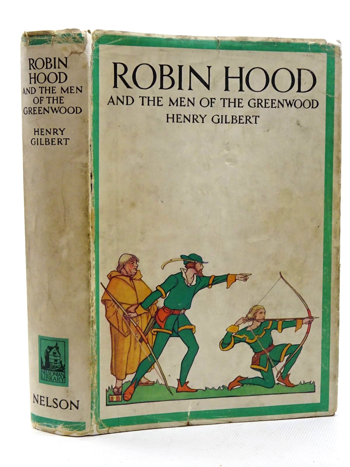 Photo of ROBIN HOOD AND THE MEN OF THE GREENWOOD- Stock Number: 2125188