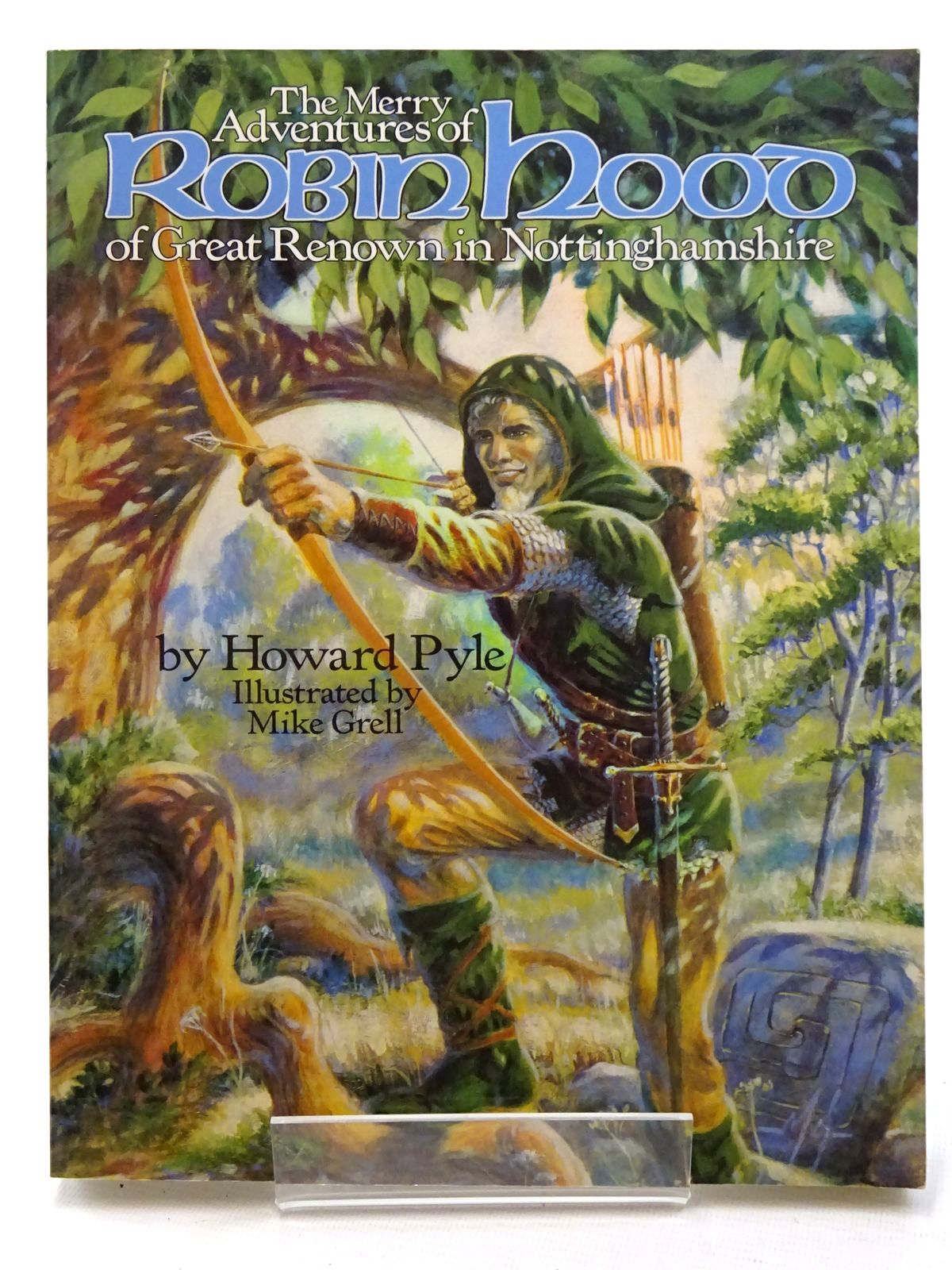 Photo of THE MERRY ADVENTURES OF ROBIN HOOD OF GREAT RENOWN IN NOTTINGHAMSHIRE- Stock Number: 2125224