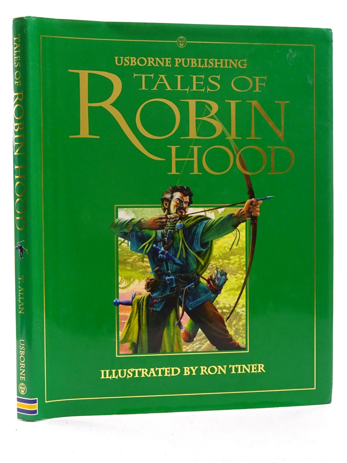 Photo of TALES OF ROBIN HOOD- Stock Number: 2125225