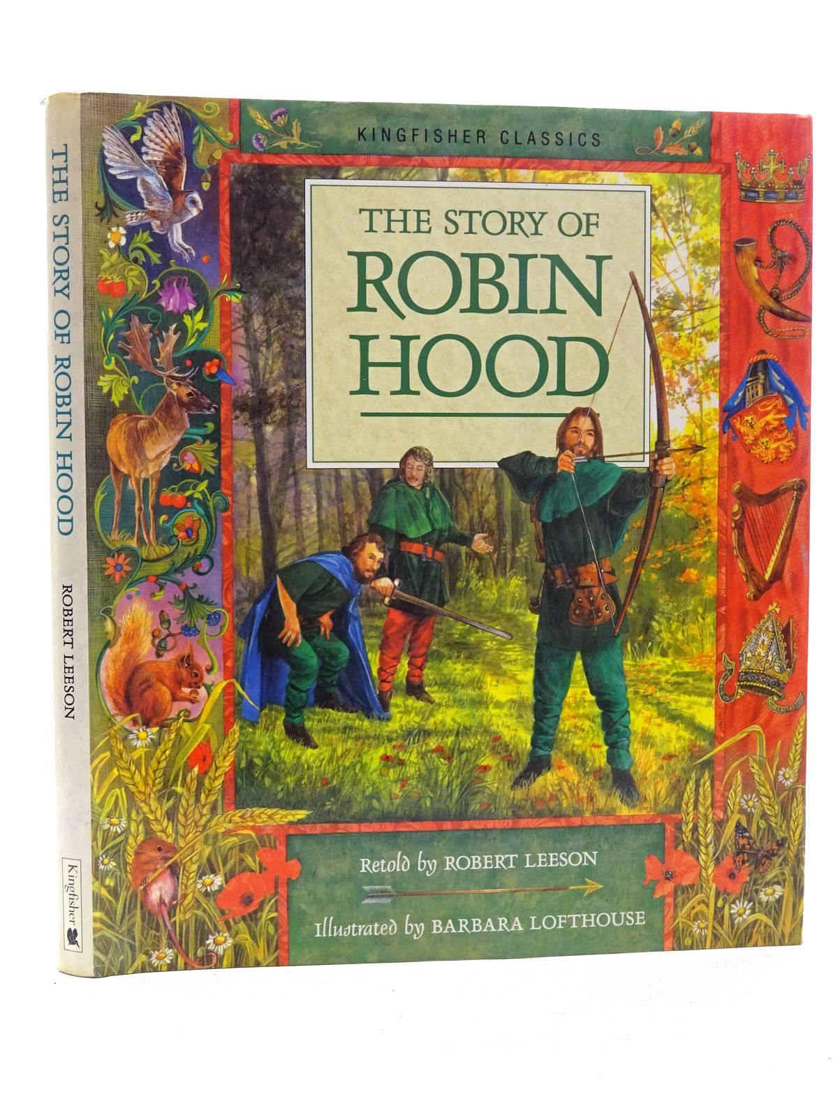 Photo of THE STORY OF ROBIN HOOD- Stock Number: 2125226