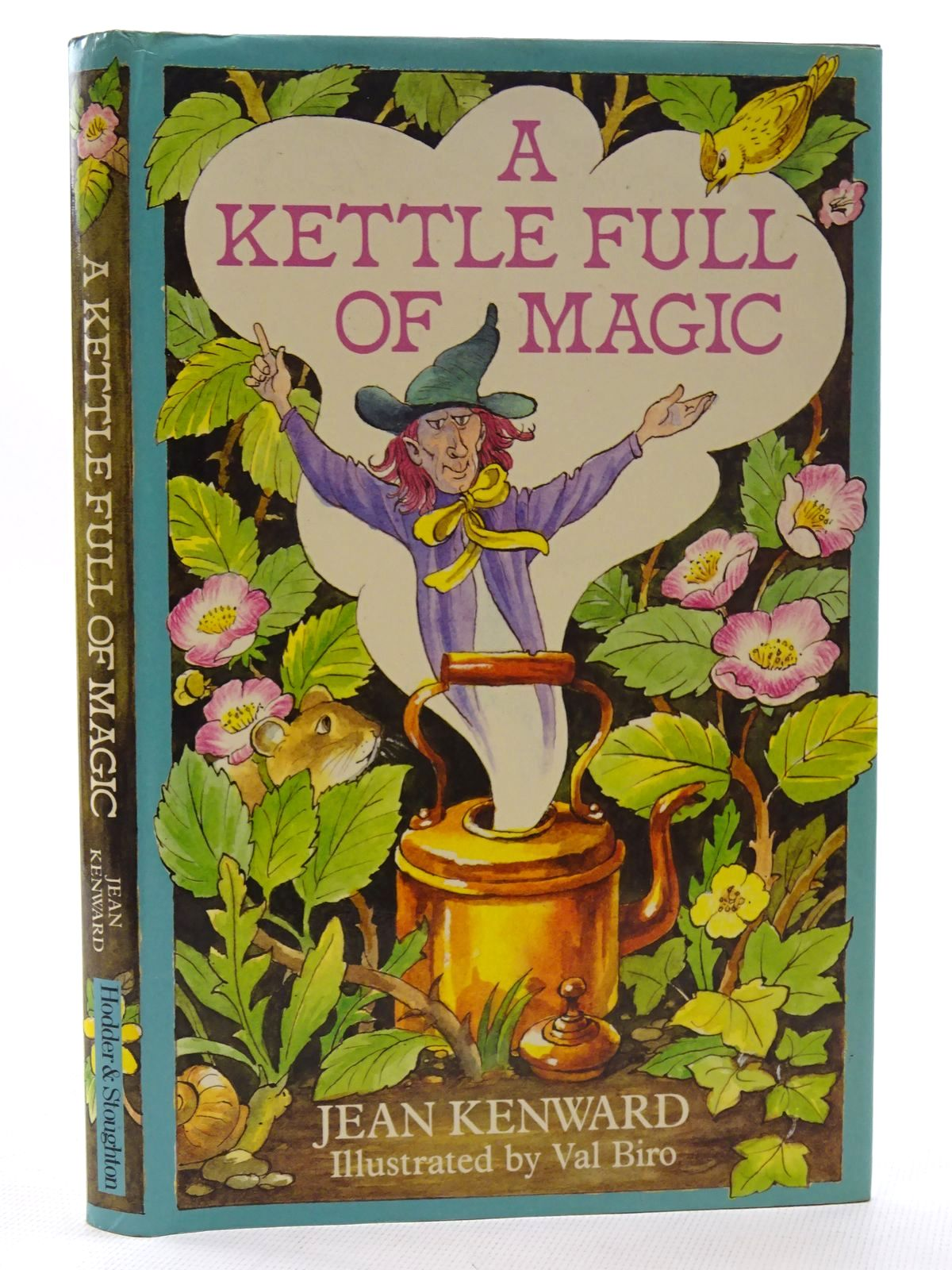 Photo of A KETTLE FULL OF MAGIC AND OTHER STORIES AND POEMS- Stock Number: 2125273