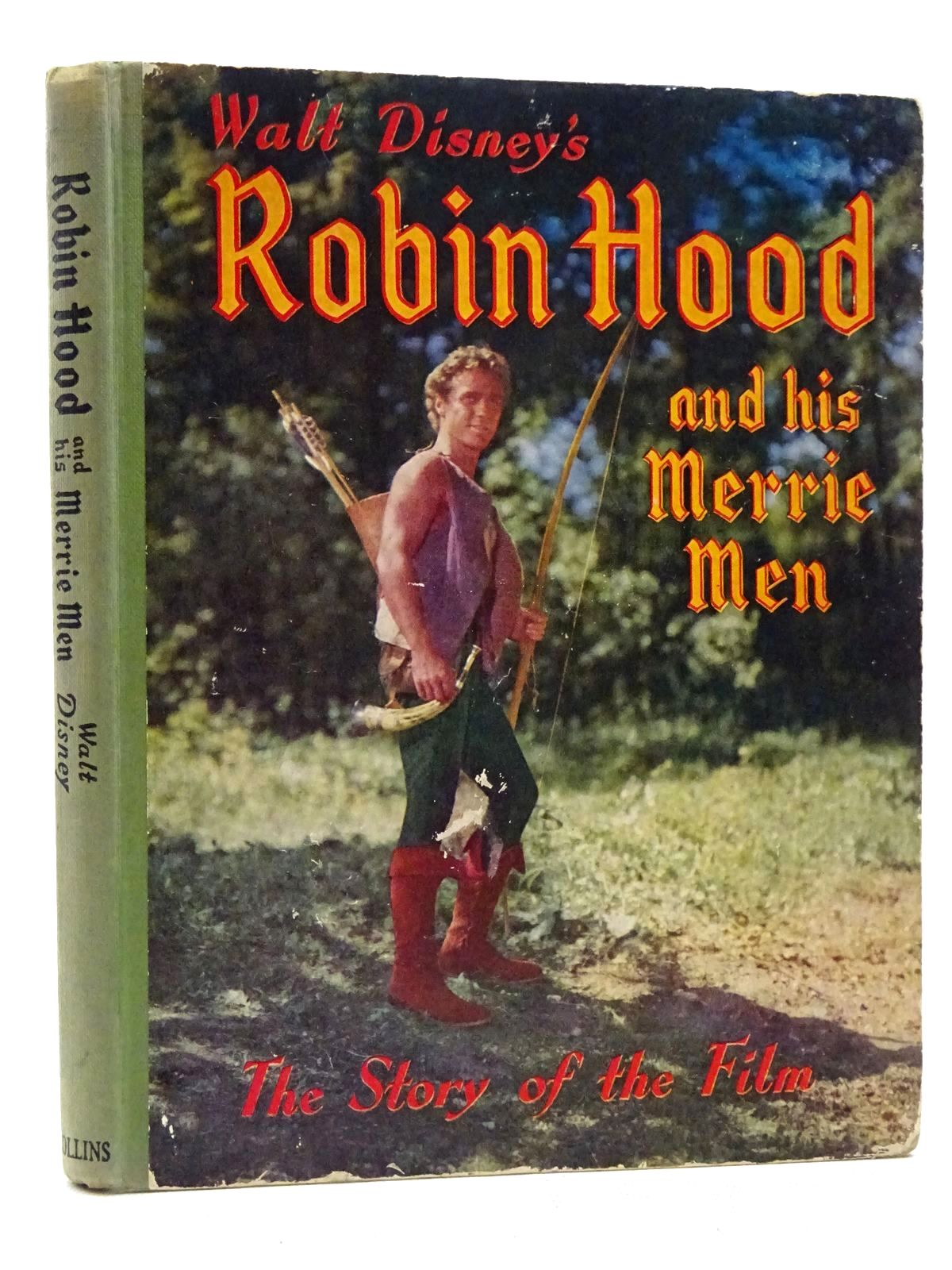 Photo of WALT DISNEY'S ROBIN HOOD AND HIS MERRIE MEN- Stock Number: 2125274