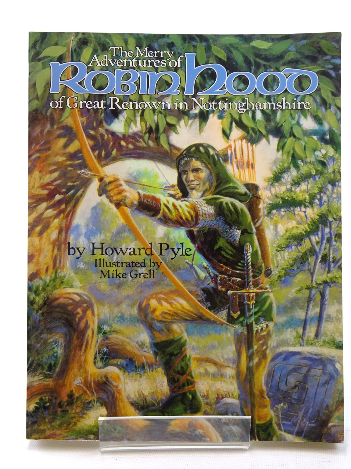Photo of THE MERRY ADVENTURES OF ROBIN HOOD OF GREAT RENOWN IN NOTTINGHAMSHIRE- Stock Number: 2125278