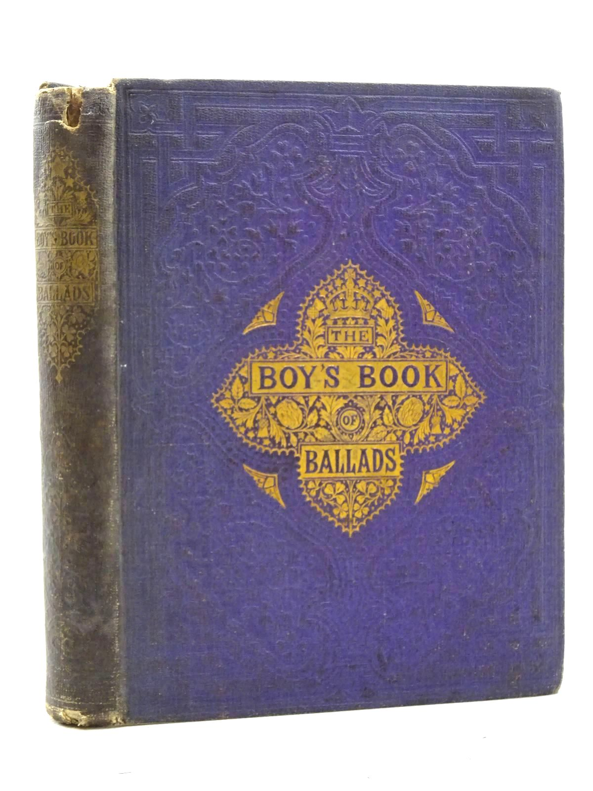 Photo of THE BOY'S BOOK OF BALLADS illustrated by Gilbert, John published by Bell & Daldy (STOCK CODE: 2125319)  for sale by Stella & Rose's Books