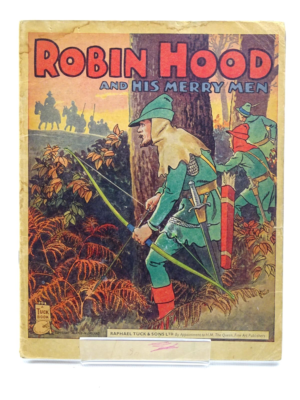 Photo of ROBIN HOOD AND HIS MERRY MEN